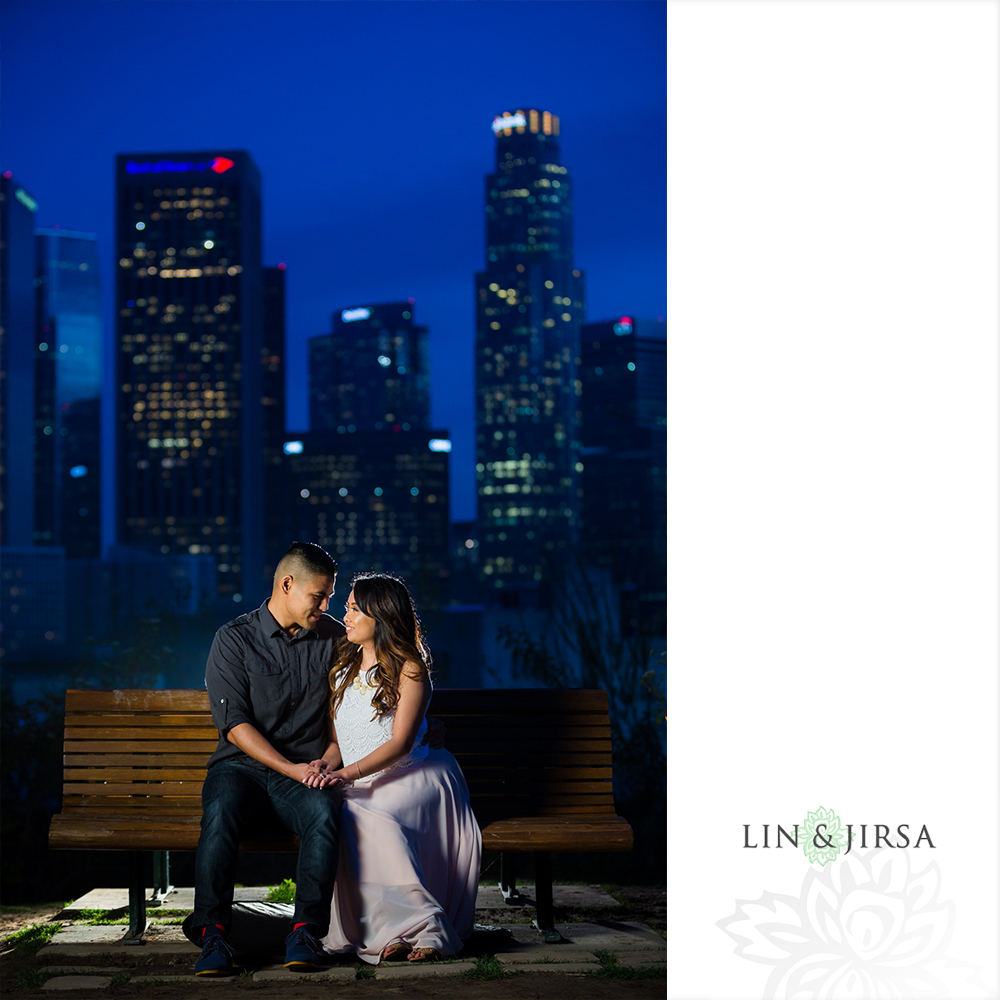 17-Downtown-Los-Angeles-Engagement-Photography