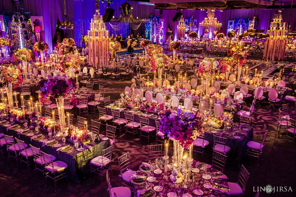 Terranea Resort Indian Wedding Reception Renu Amp Ajay