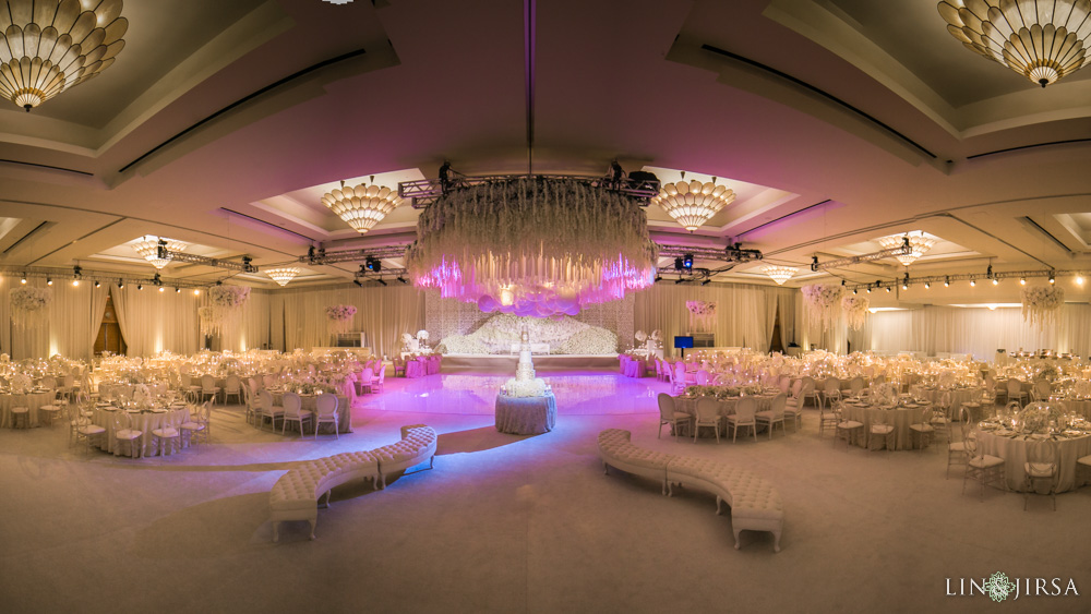 17 Renaissance Indian Wells Palm Springs Indian Wedding Reception Photography