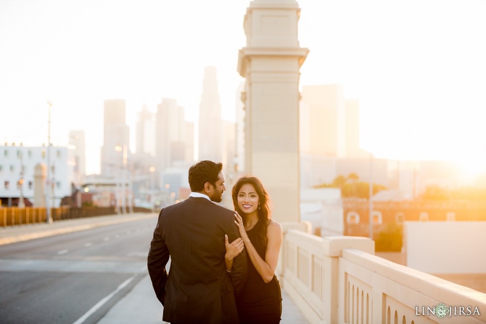 12-Downtown-Los-Angeles-Engagement-Photography