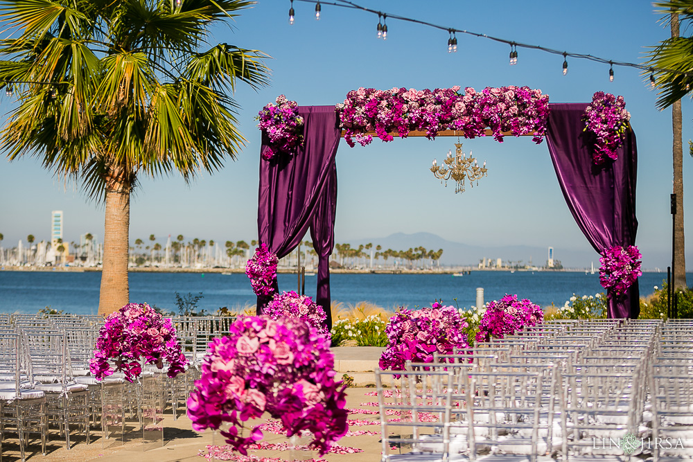 11 Hotel Maya Long Beach Wedding Photography