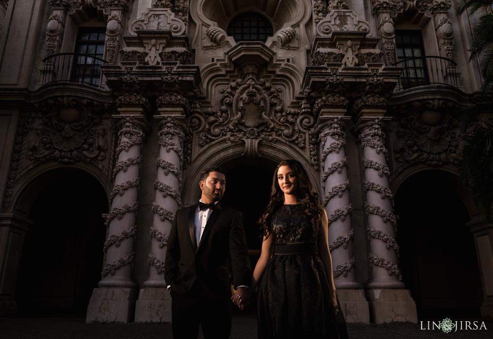 14-Balboa-Park-Engagement-Photography