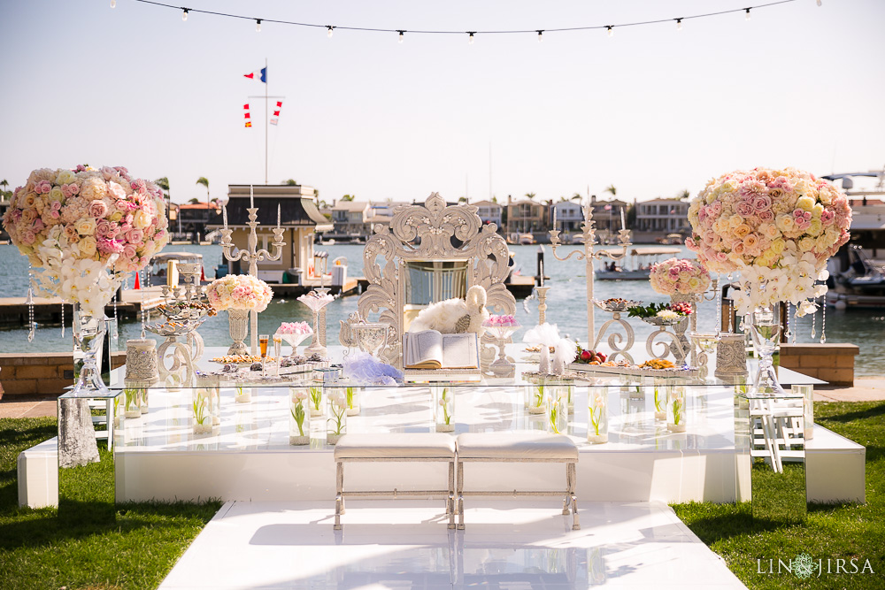 13 Balboa Bay Resort Persian Wedding Photography