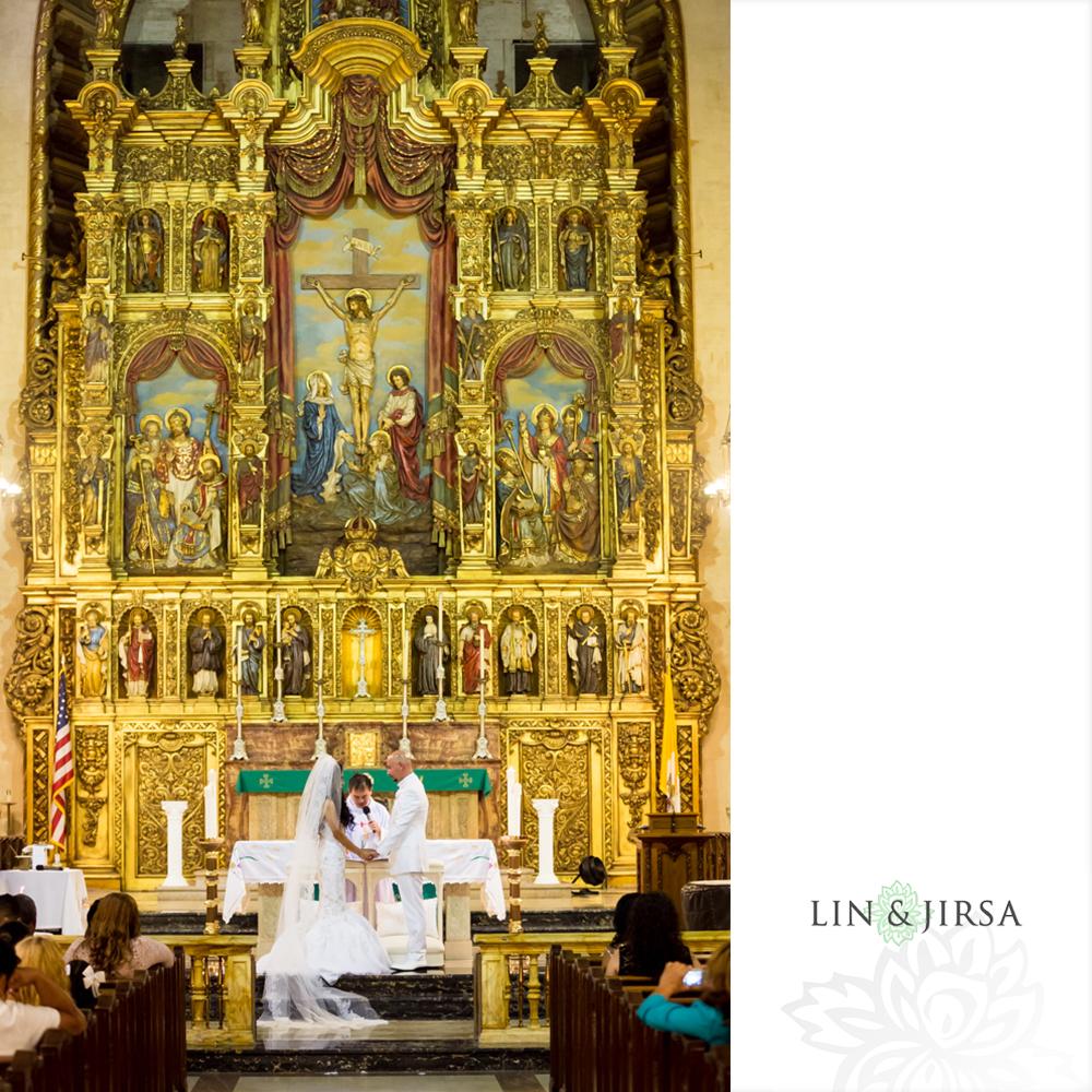 Los Angeles Wedding Photographer Saint Vincent 39 S Church