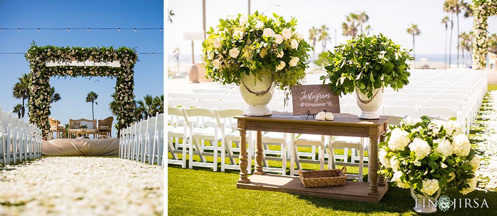 Pasea Hotel Huntington Beach Wedding