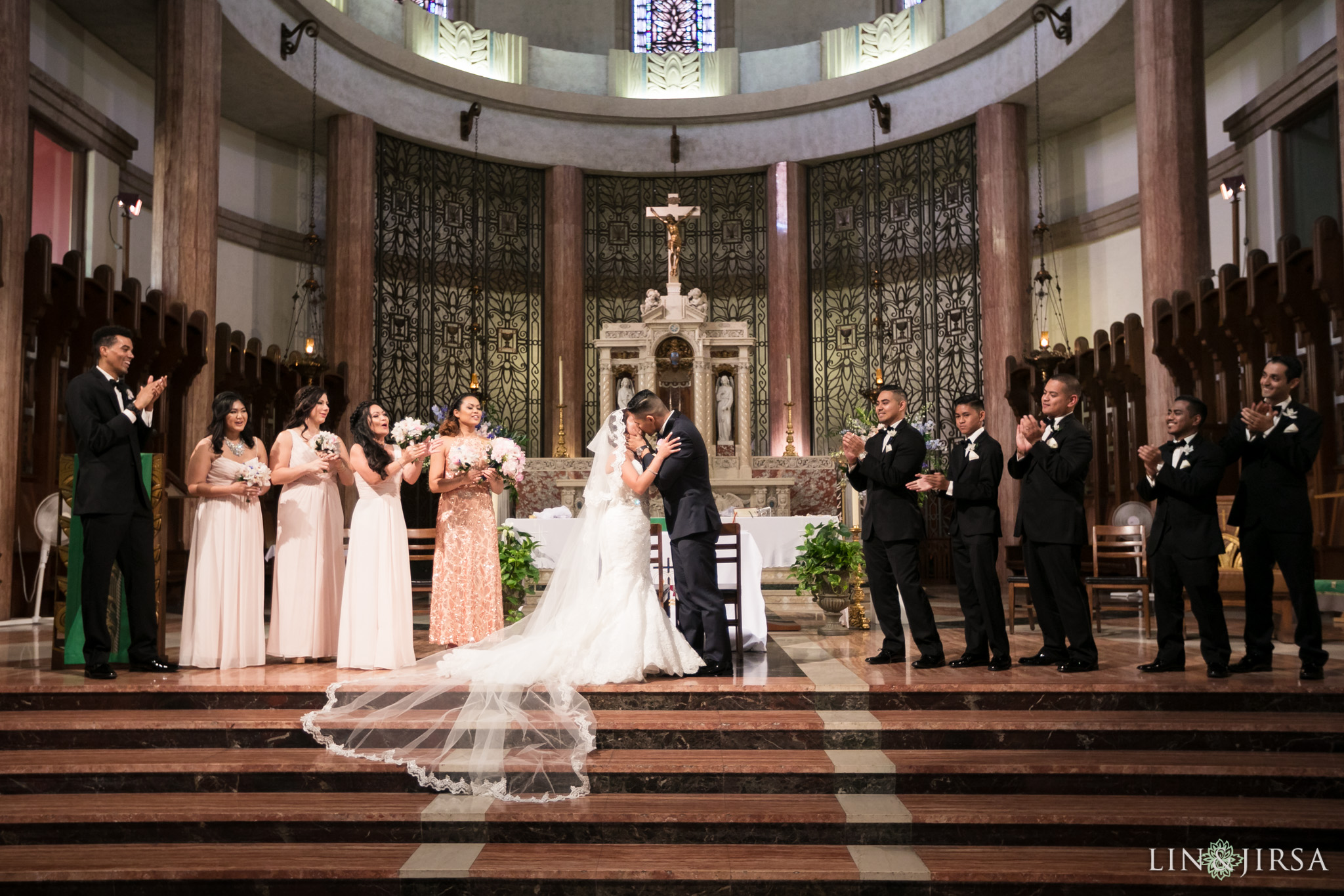 15-skirball-cultural-center-los-angeles-wedding-photography