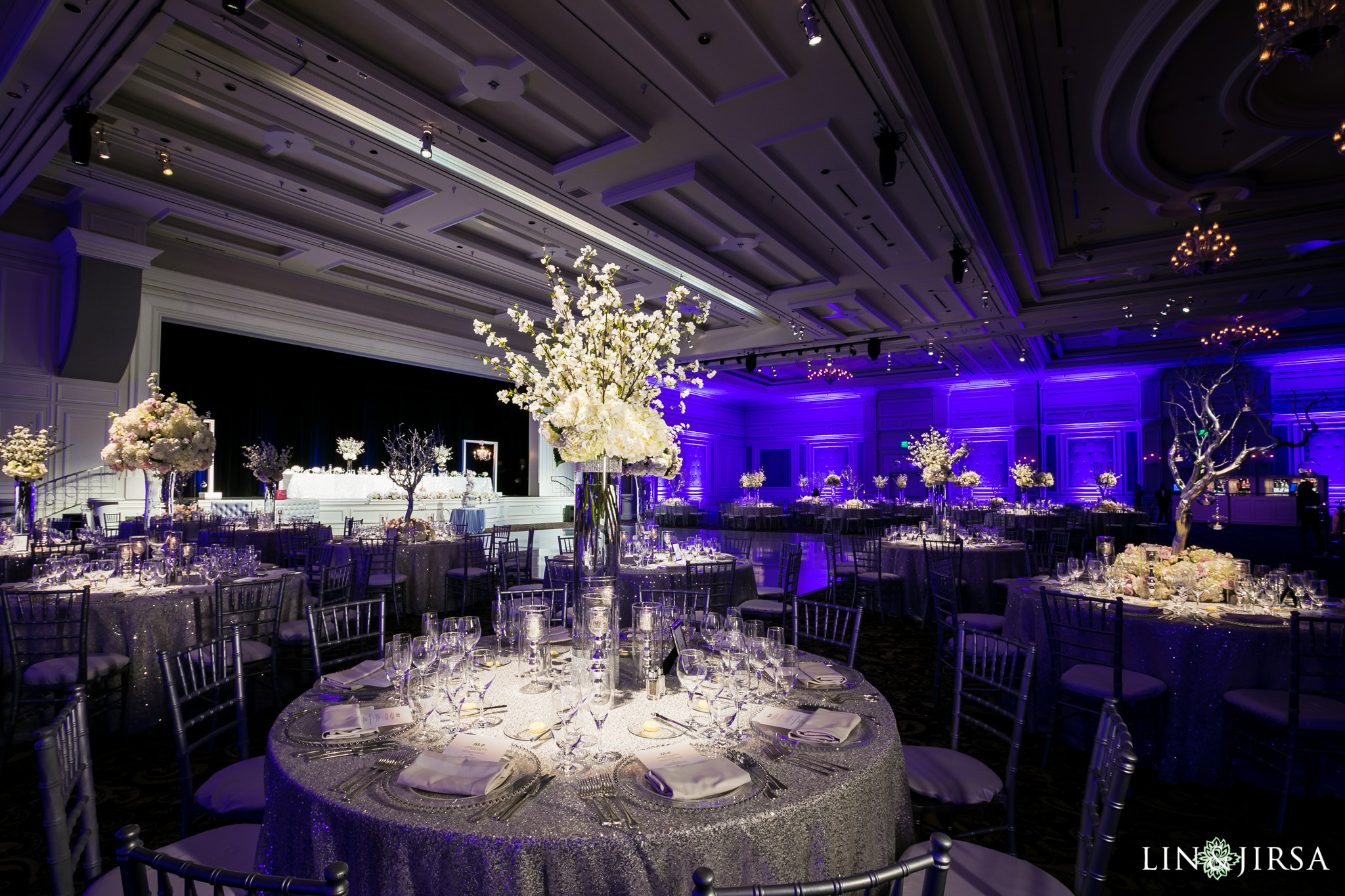 Banquet Halls In Las Vegas For Rent : Wedding reception