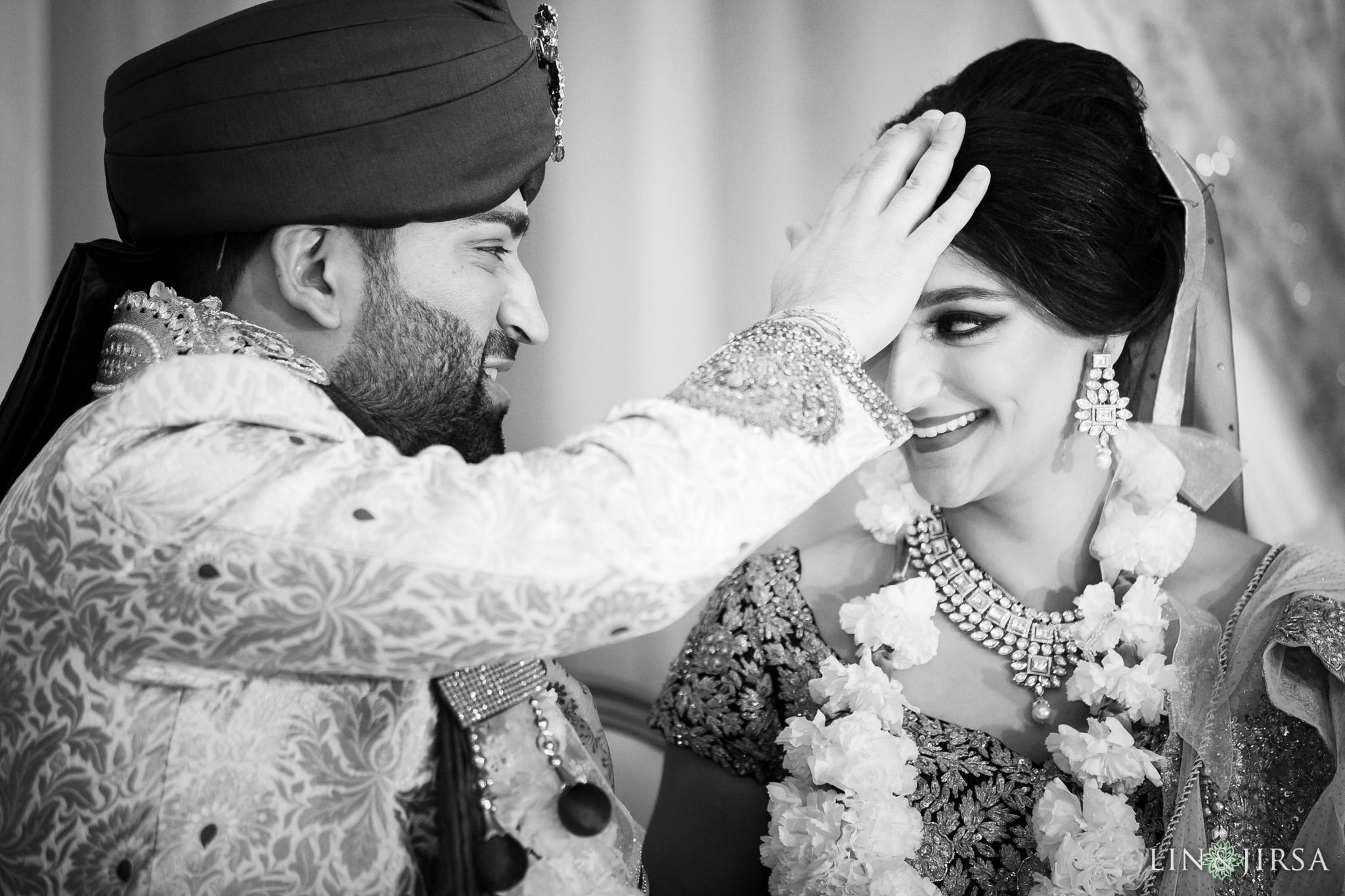 Hotel Irvine New Year\'s Eve Indian Wedding | Avie & Deepak