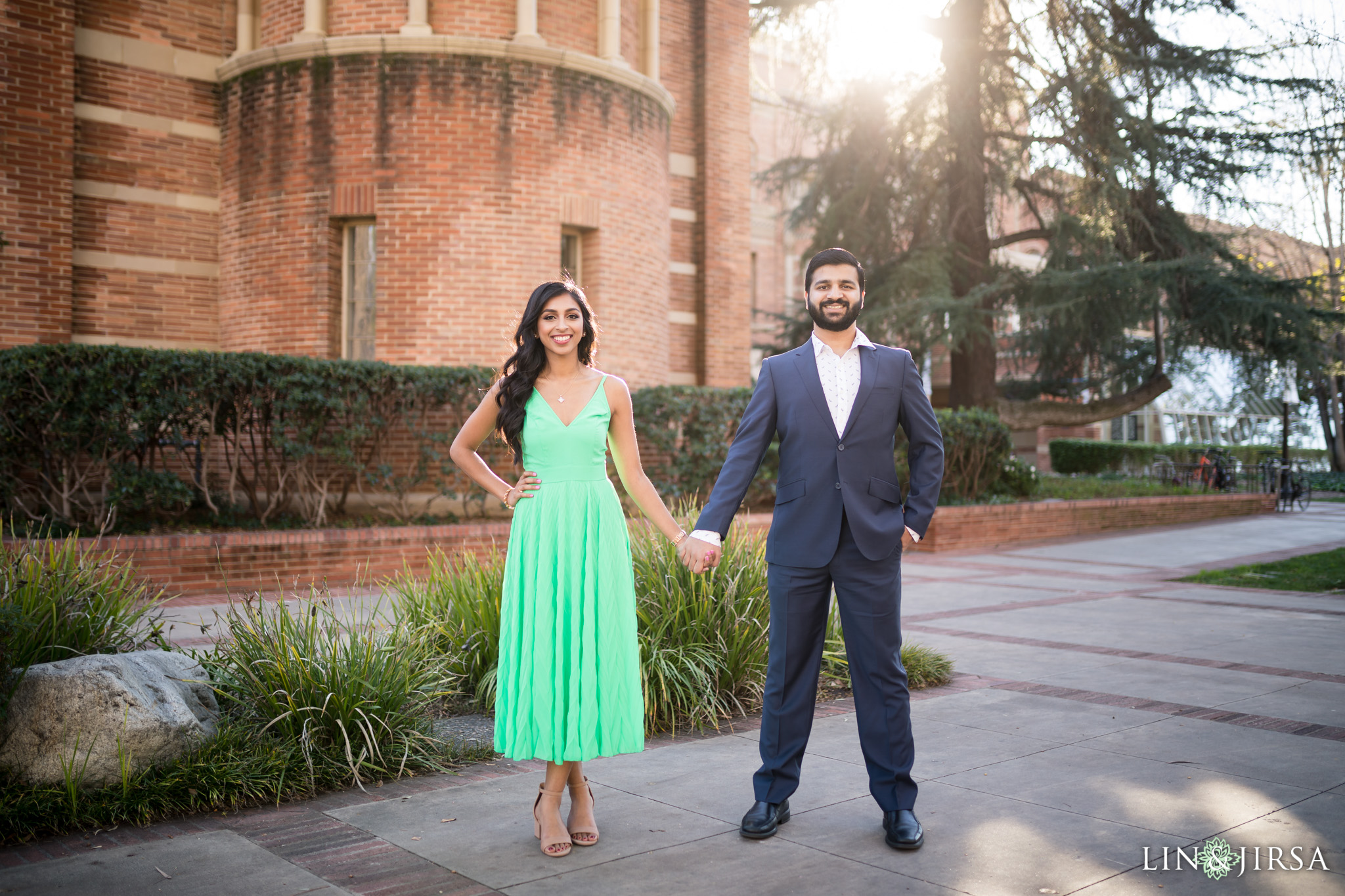 02-UCLA-Los-Angeles-Engagement-Photography