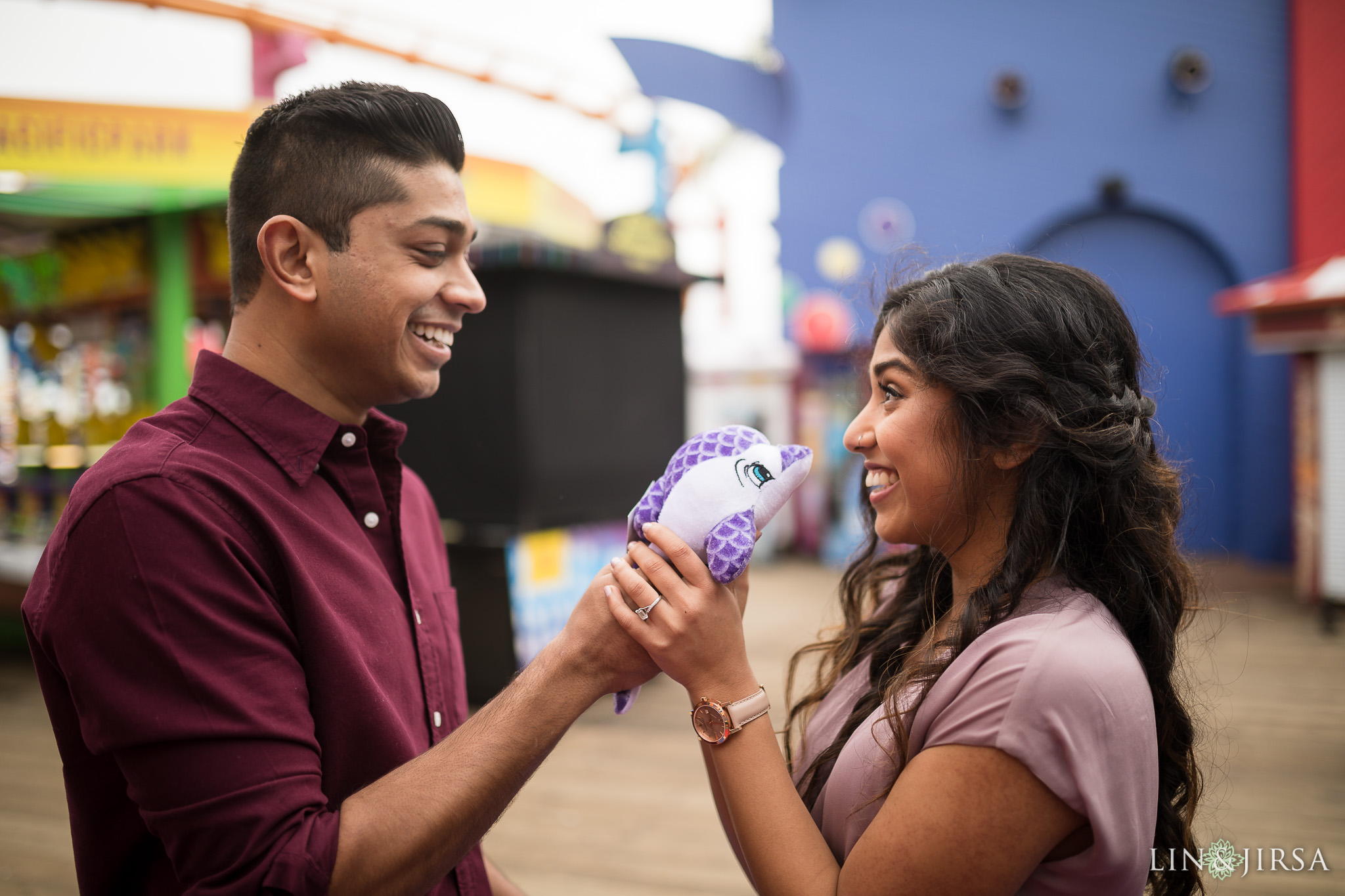 07-santa-monica-pier-los-angeles-engagement-photography