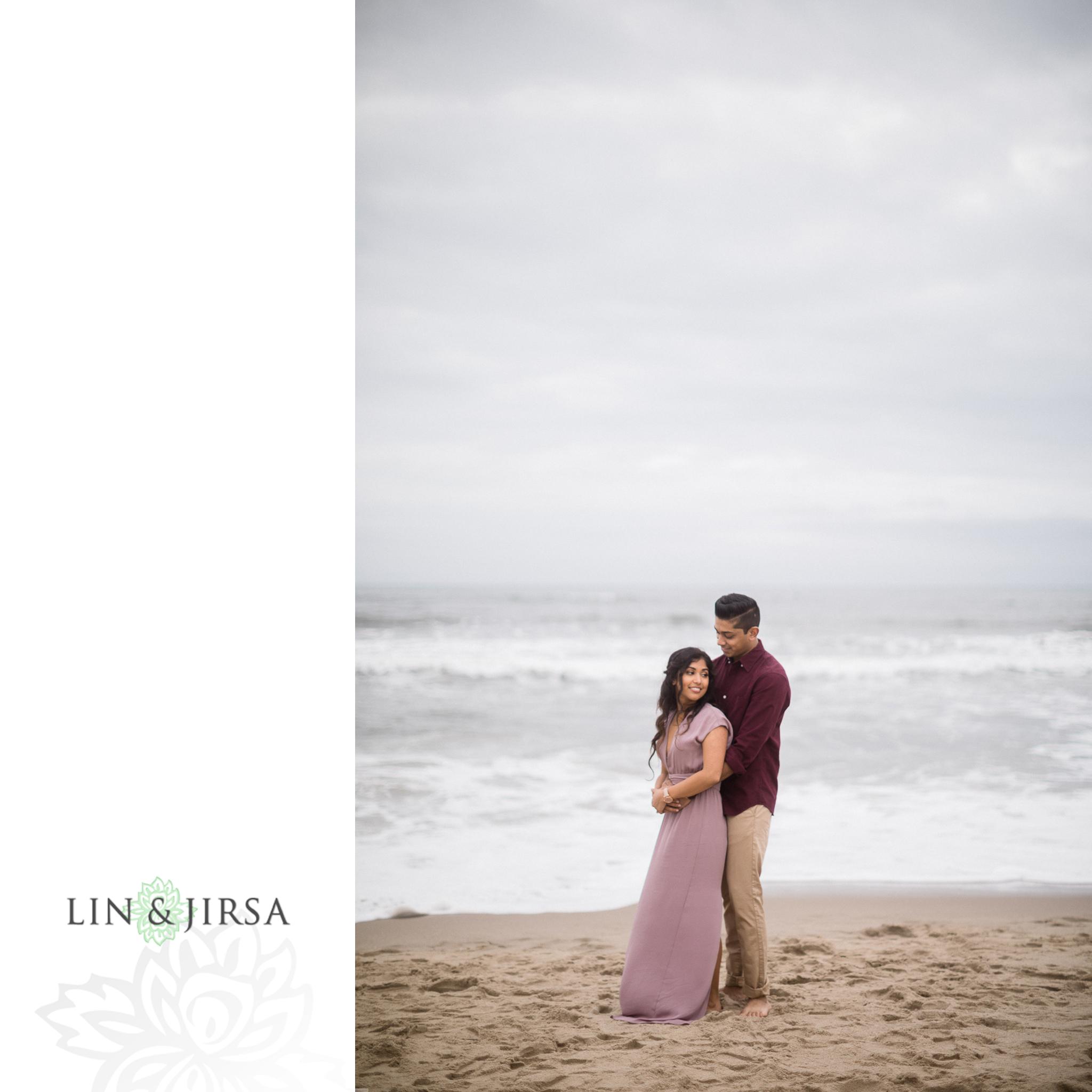 13-santa-monica-pier-los-angeles-engagement-photography