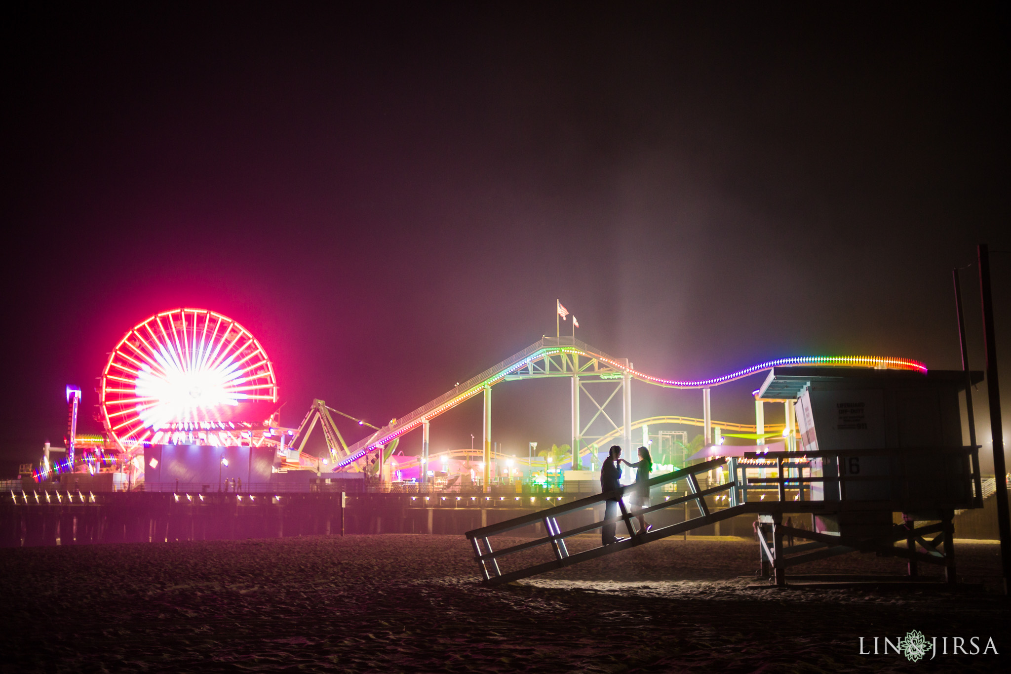 13-ucla-los-angeles-santa-monica-pier-engagement-photography