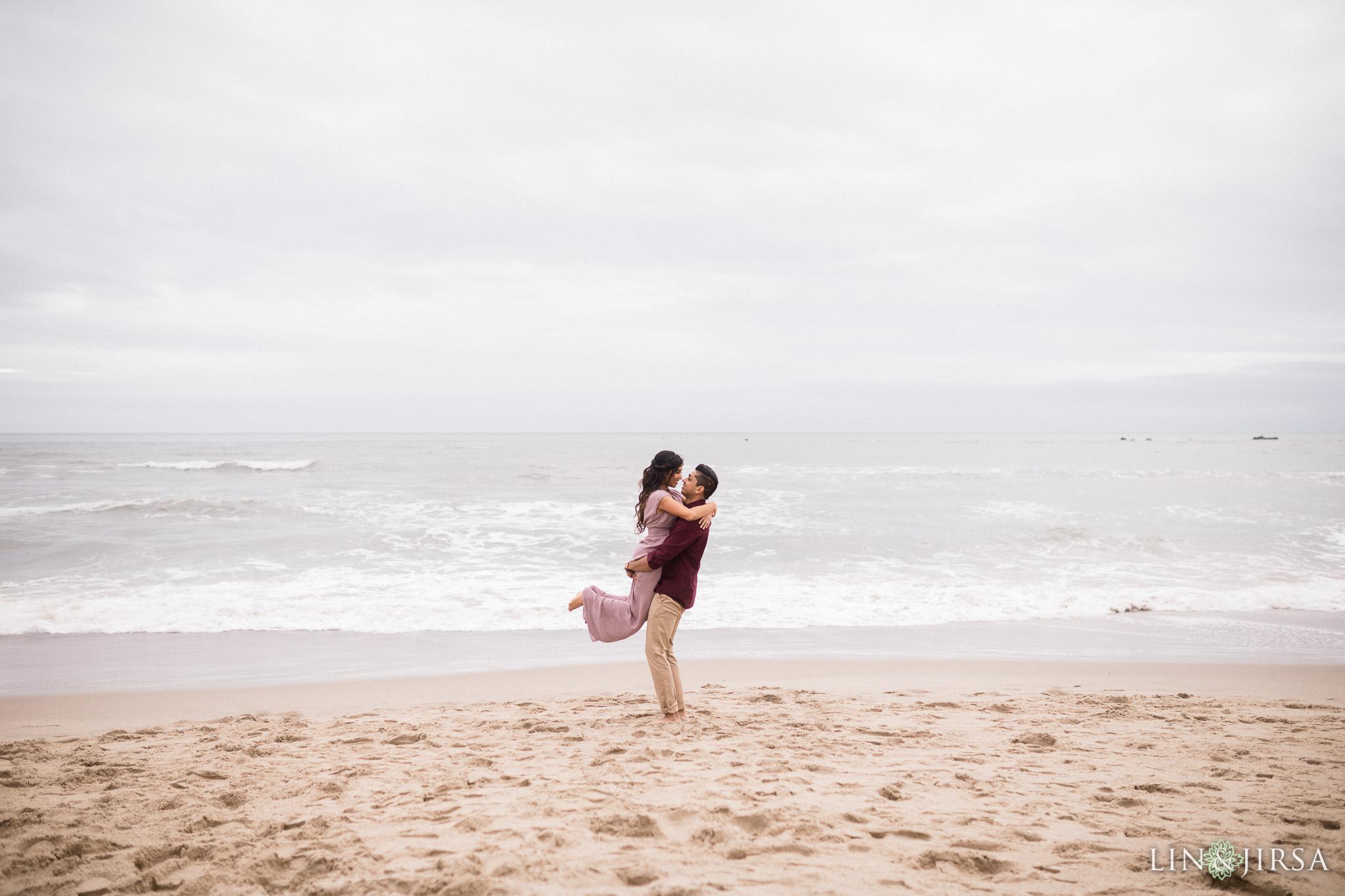 14-santa-monica-pier-los-angeles-engagement-photography