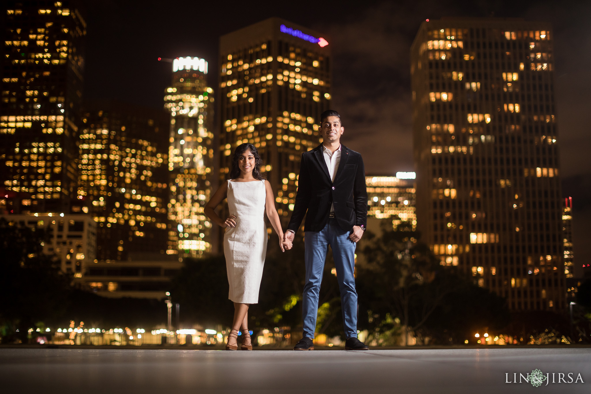 20-santa-monica-pier-los-angeles-engagement-photography