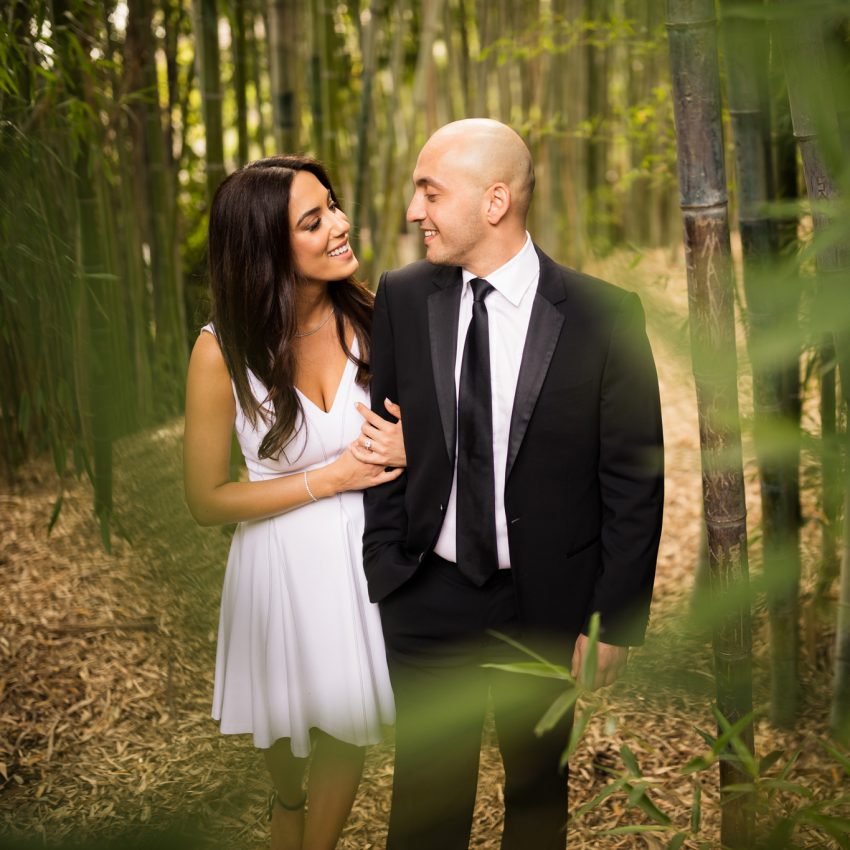 0014-AR-Los-Angeles-Arboretum-Engagement-Photography