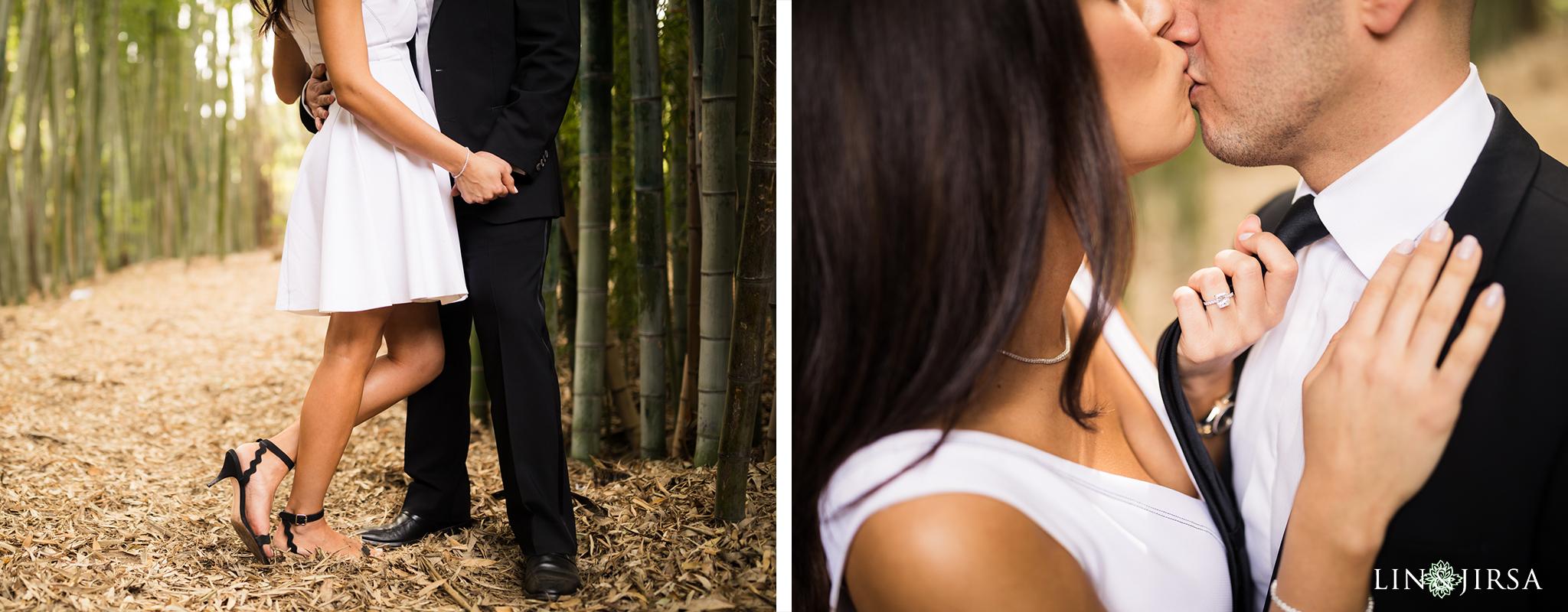 03-Los-angeles-arboretum-engagement-photography
