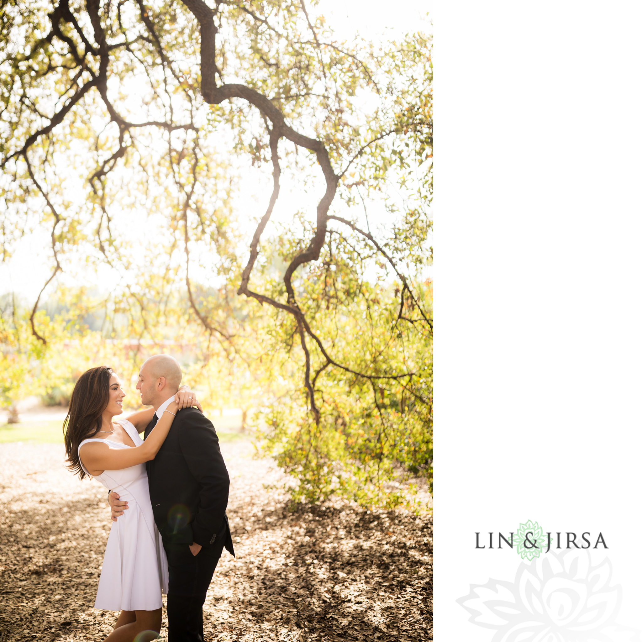 05-Los-angeles-arboretum-engagement-photography