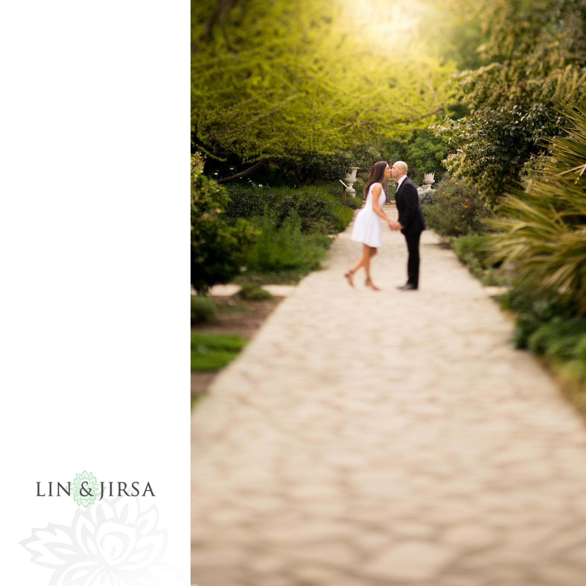 06-Los-angeles-arboretum-engagement-photography