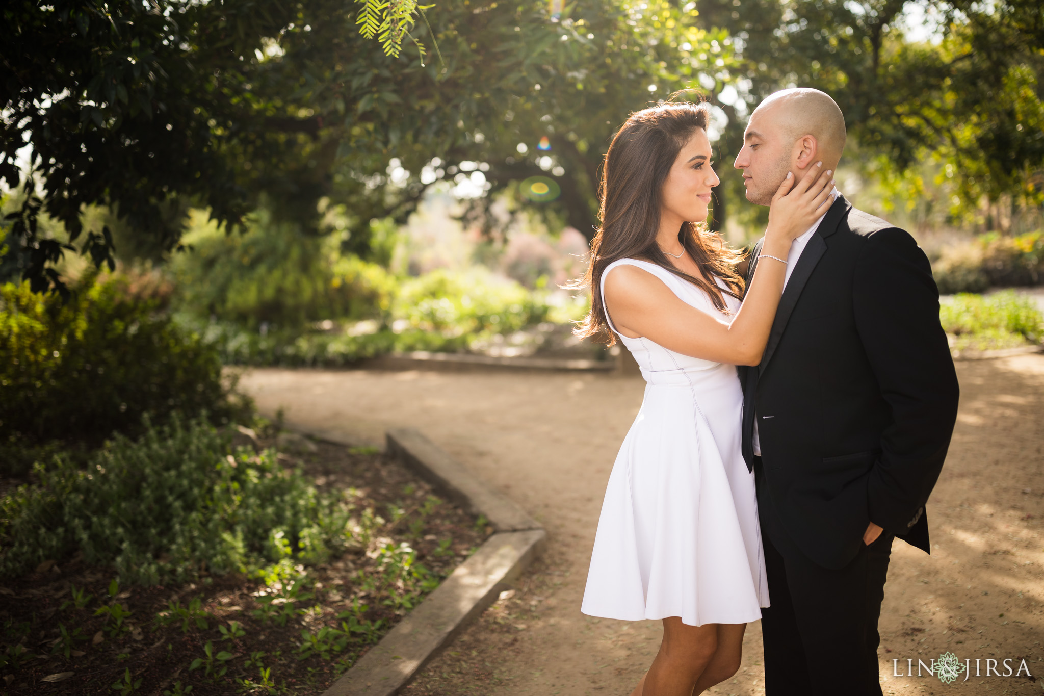 07-Los-angeles-arboretum-engagement-photography