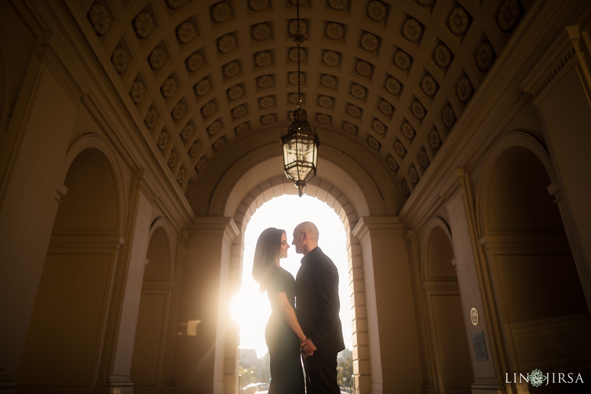 10-Los-angeles-arboretum-engagement-photography