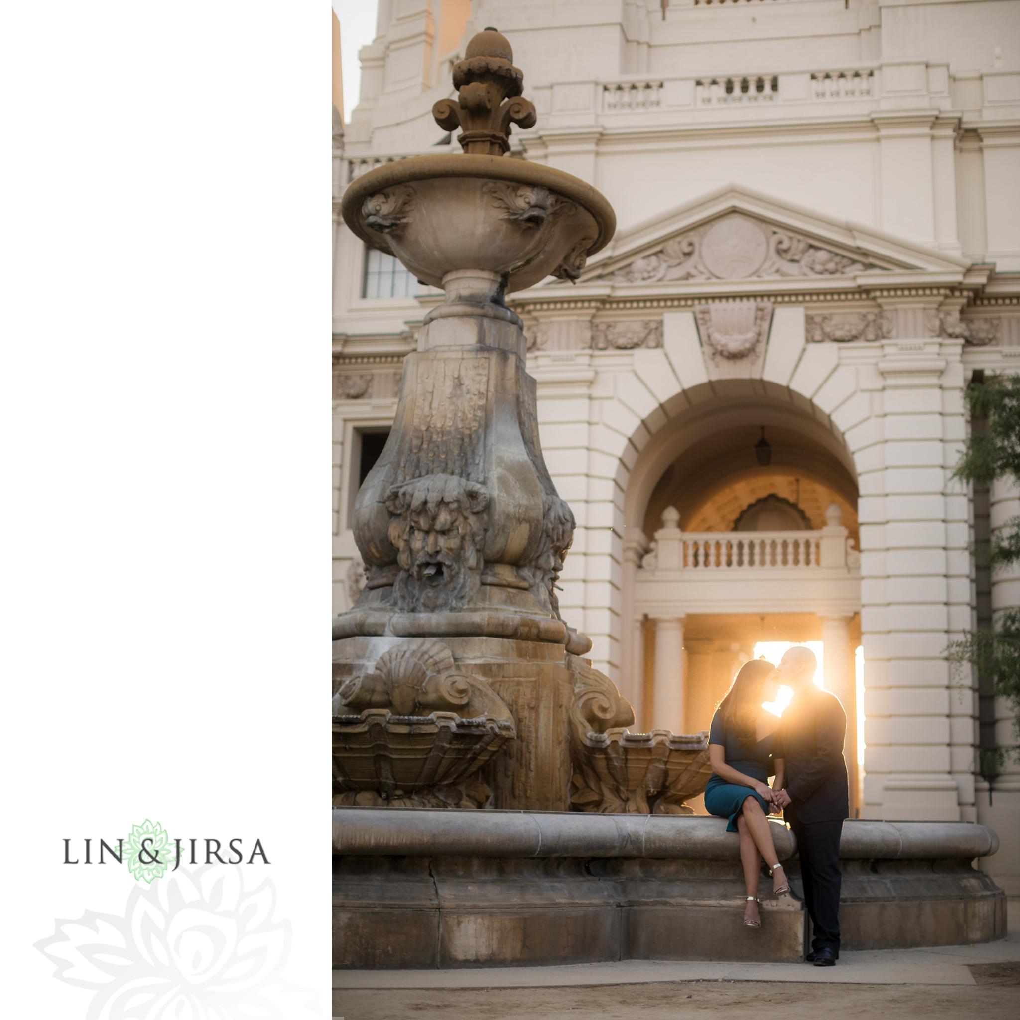 11-Los-angeles-arboretum-engagement-photography