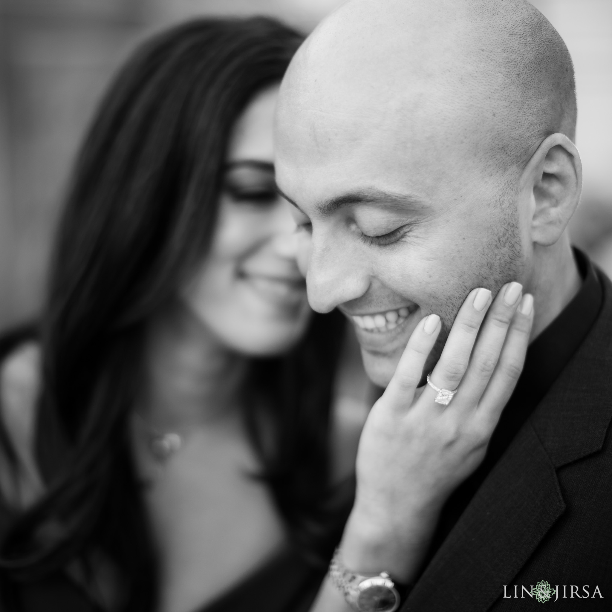 13-Los-angeles-arboretum-engagement-photography