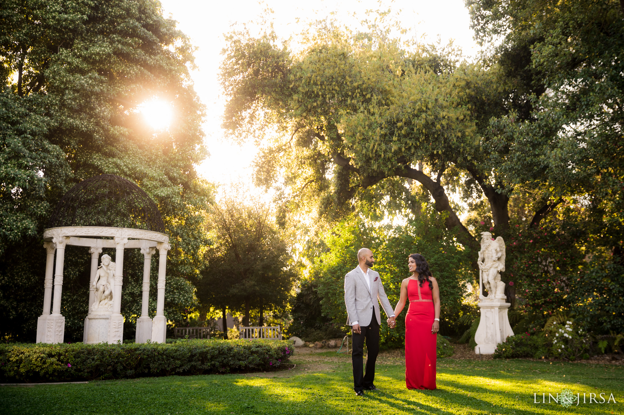 14-huntington-garden-engagement-photography