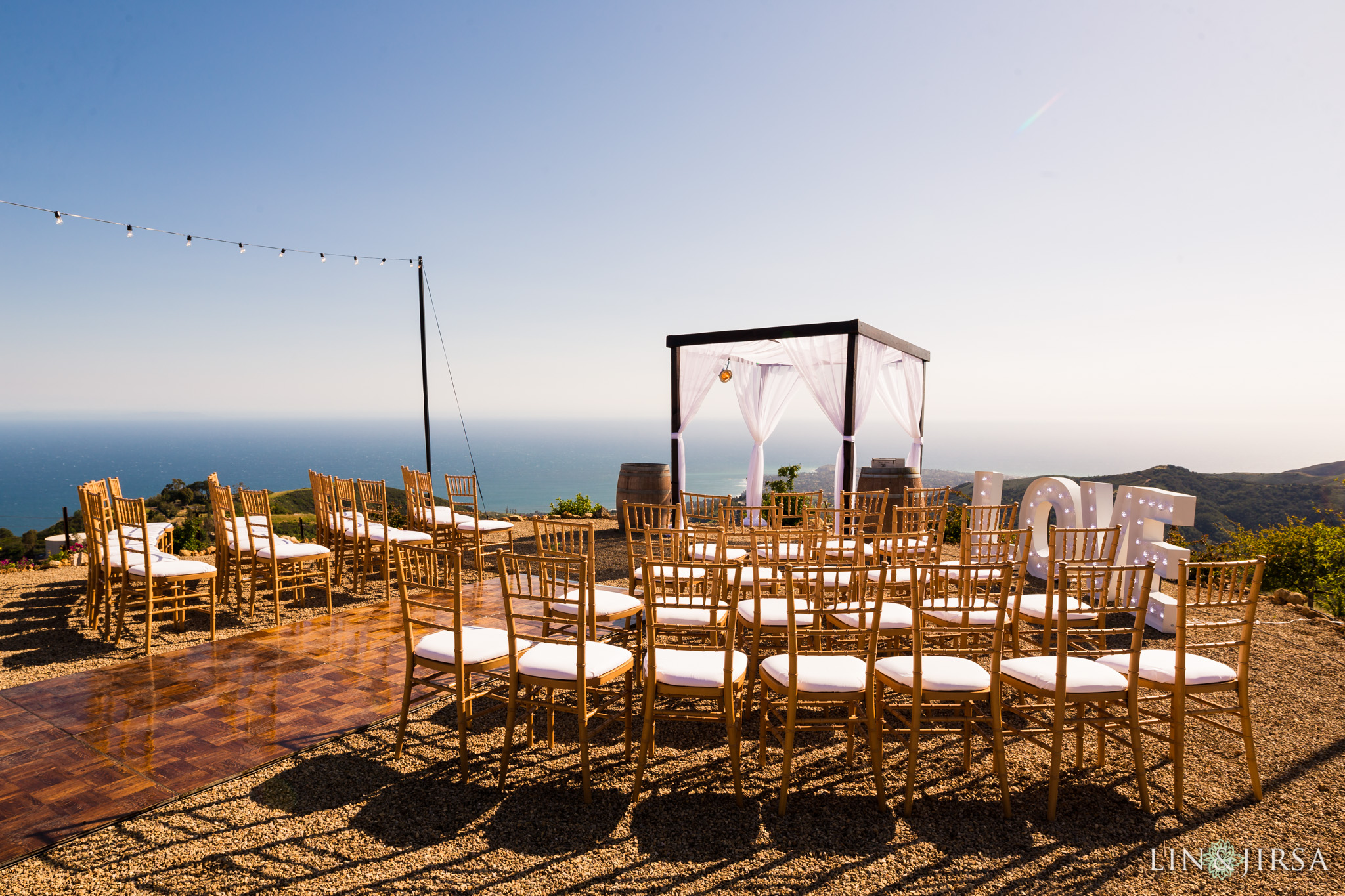 Malibu Solstice Vineyards Wedding Photography on Show Production Jobs