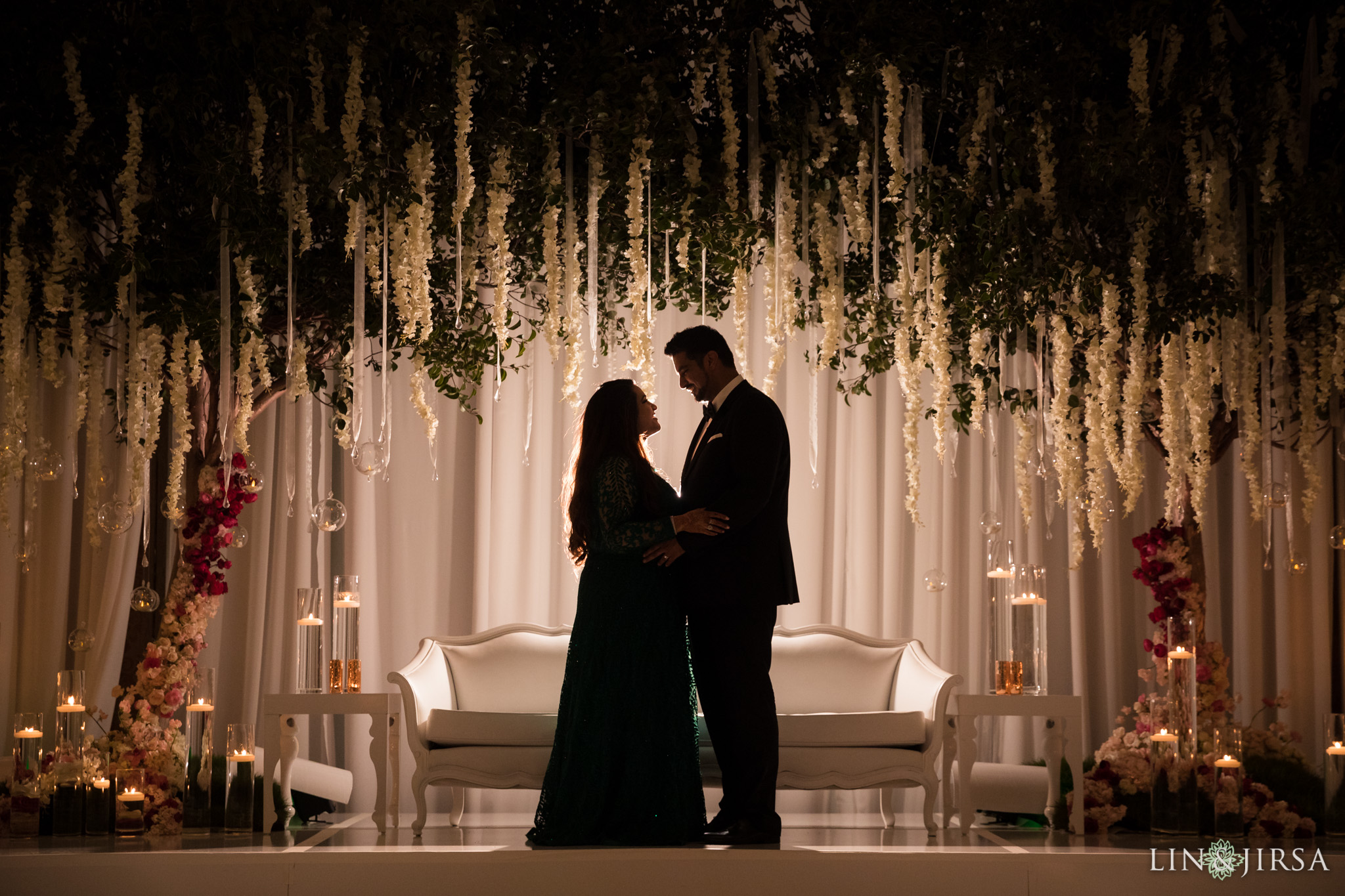Wedding Event Photography: Duke Hotel Newport Beach Indian Wedding Reception