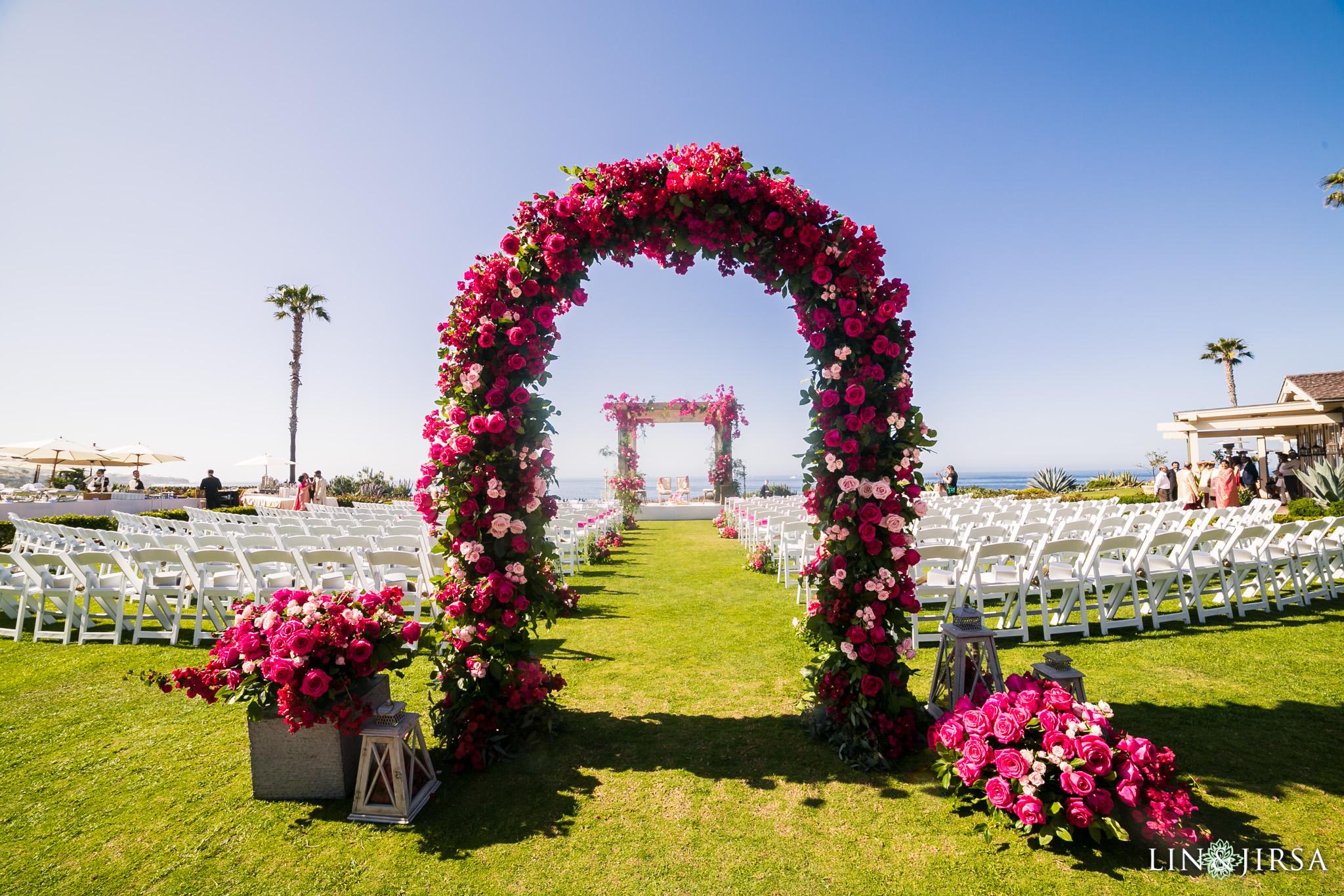 18 montage laguna beach indian wedding photography - wedding venues in laguna beach