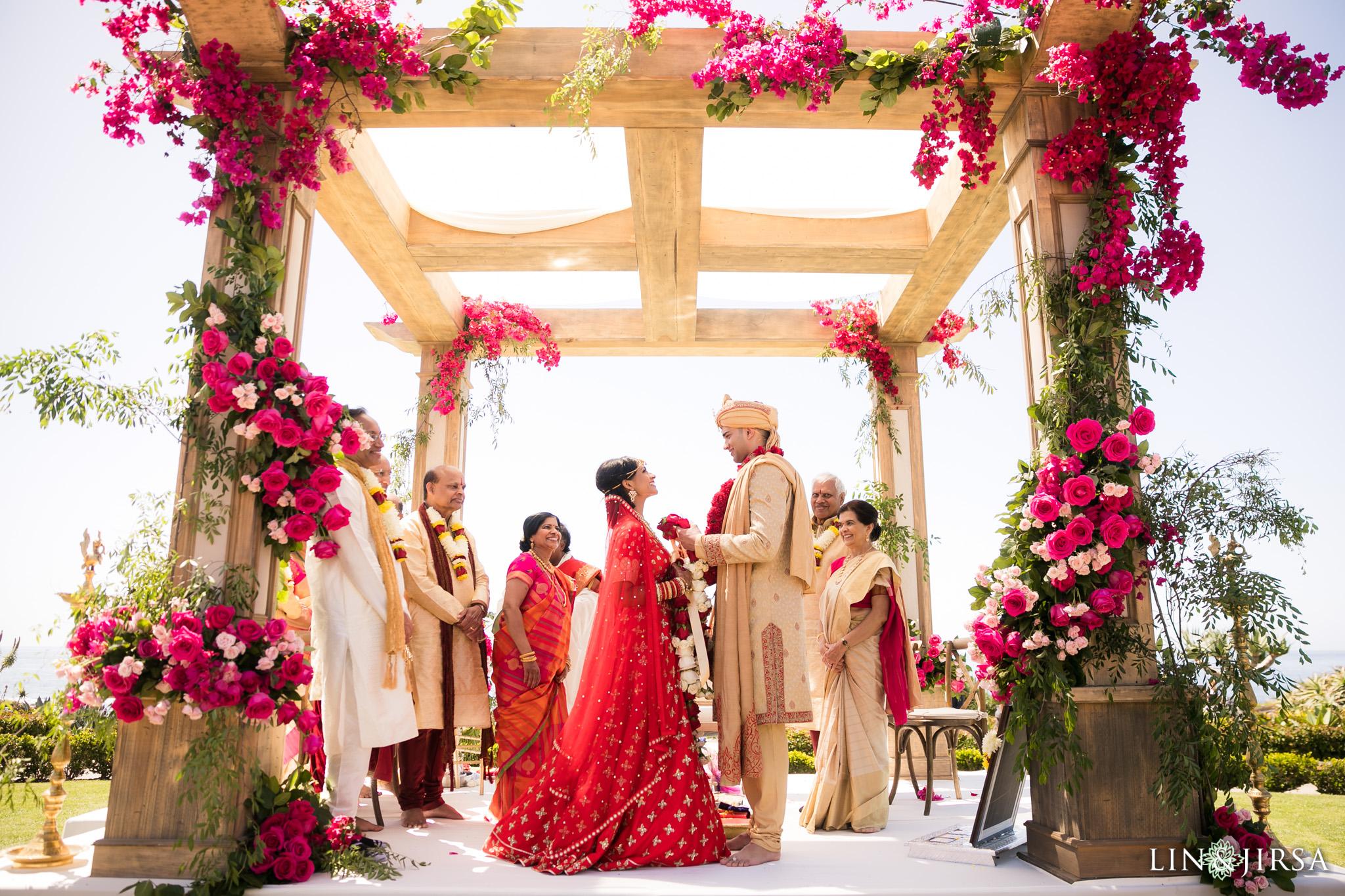 montage laguna beach indian wedding