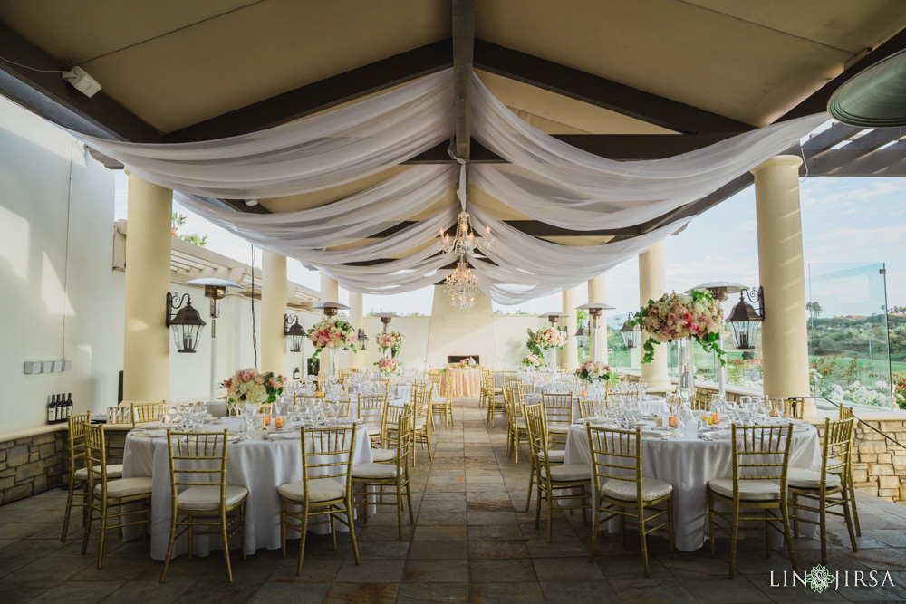 Wedding Receptions At The St Regis Monarch Beach Resort