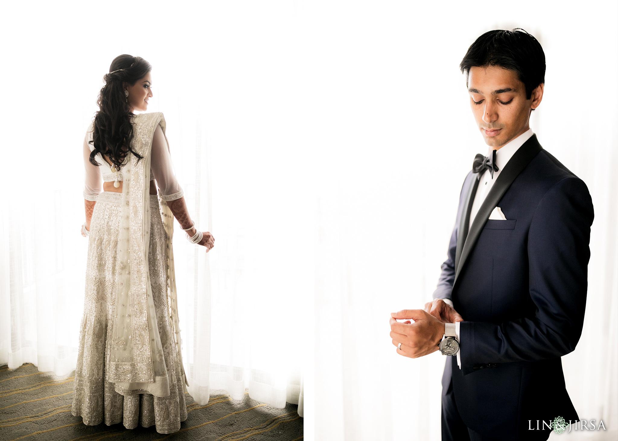 Newport Beach Marriott Indian Wedding | Serena & Jiken