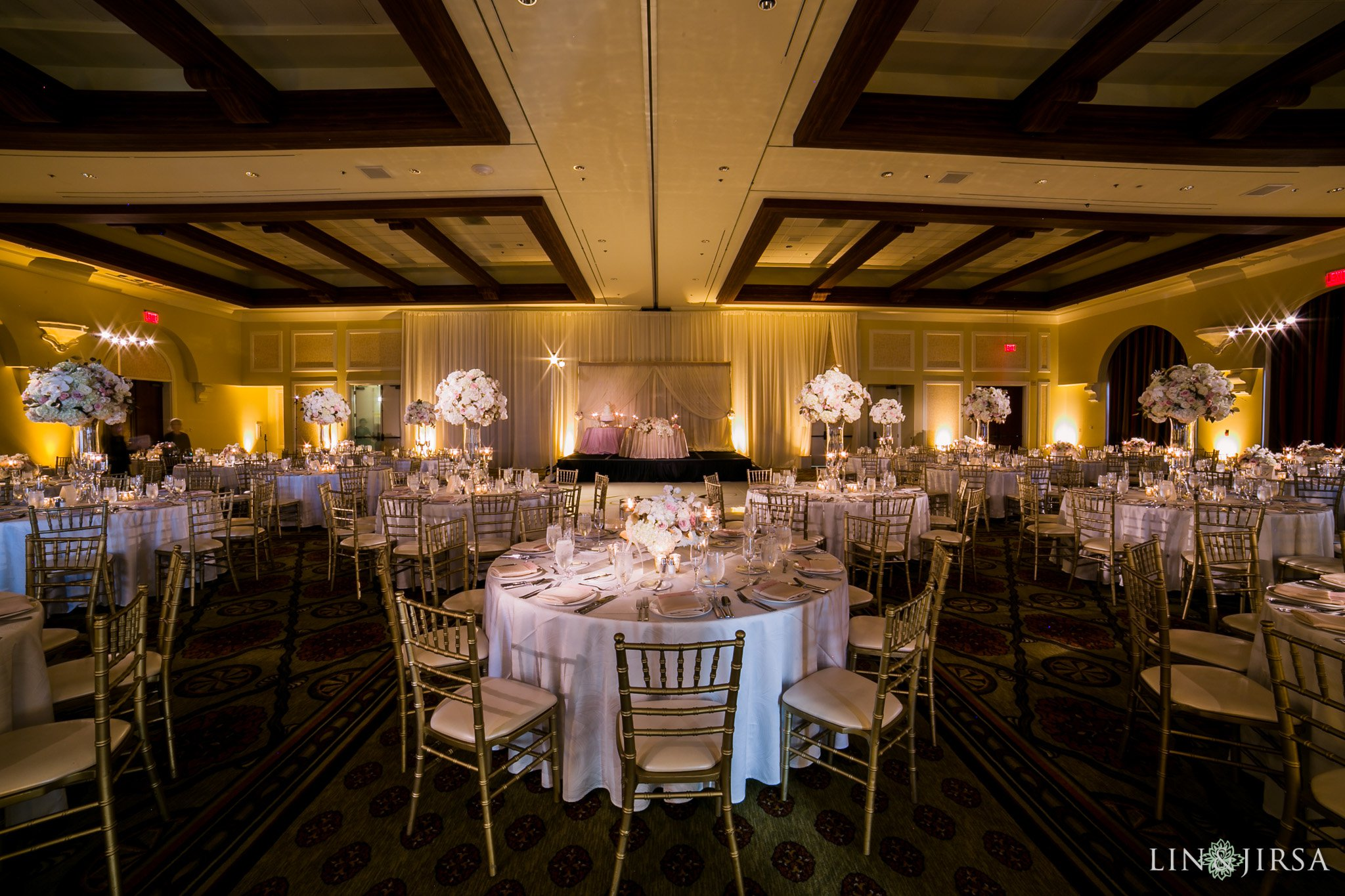 Wedding Receptions At Hyatt Regency Huntington Beach