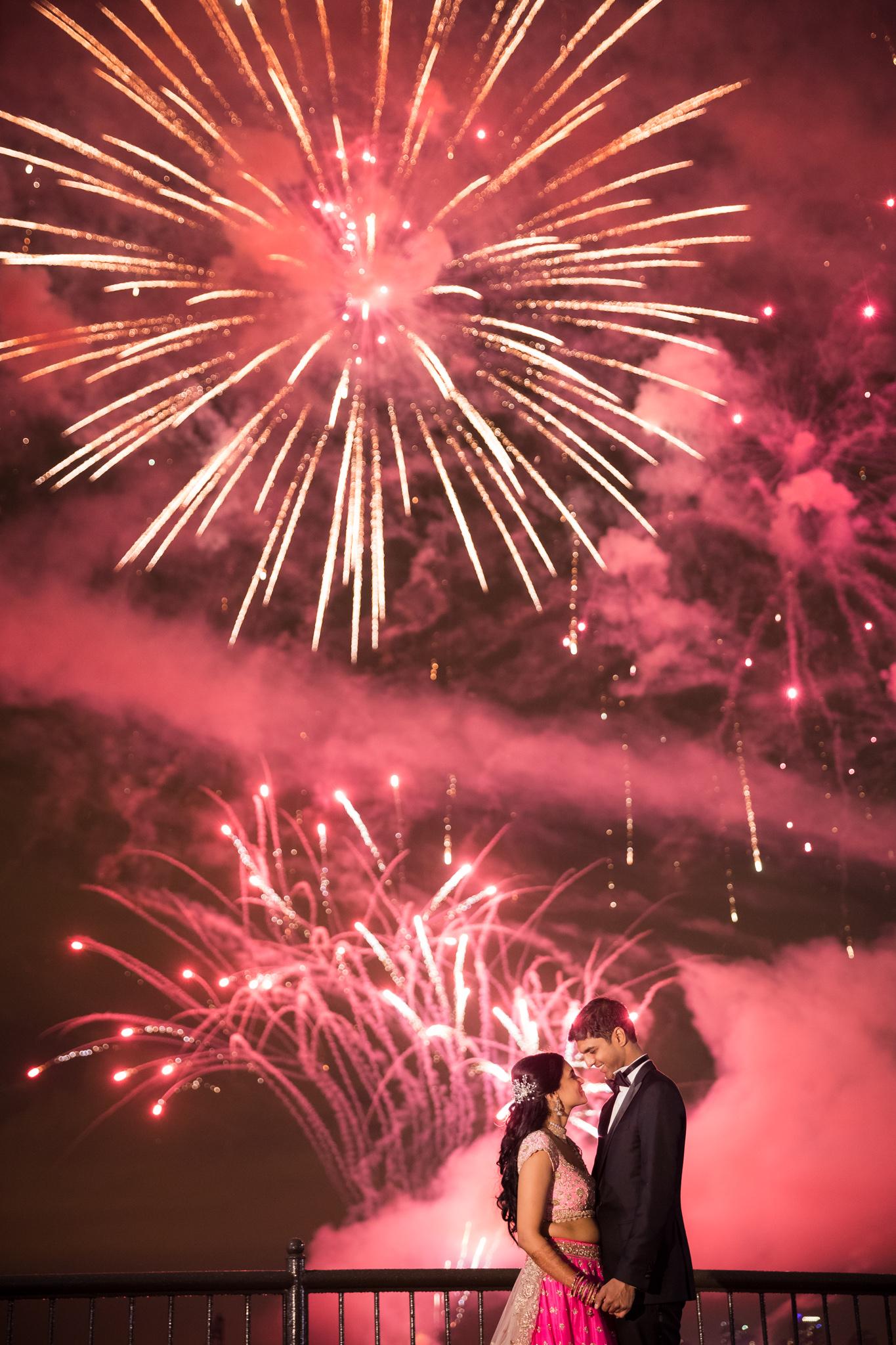 Navy Pier Chicago Indian Wedding | Anu & Gautam