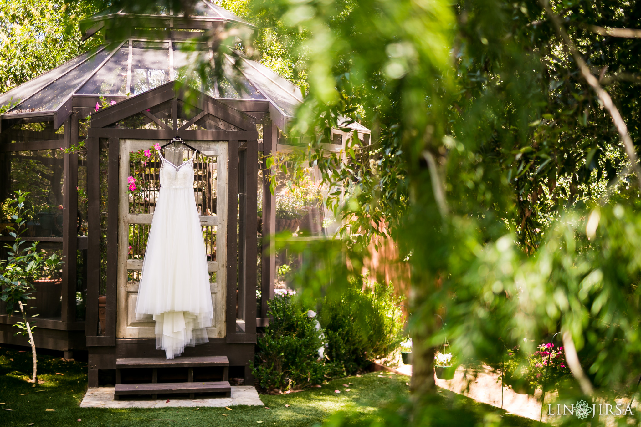 Twin Oaks House & Garden Estate Wedding | Elise & Nam