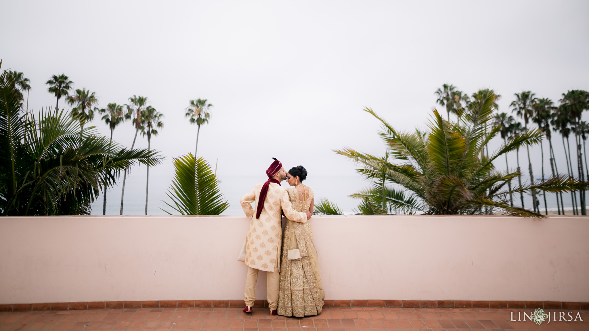 Fess Parker Hotel Santa Barbara Indian Wedding Shivani Amp Amar