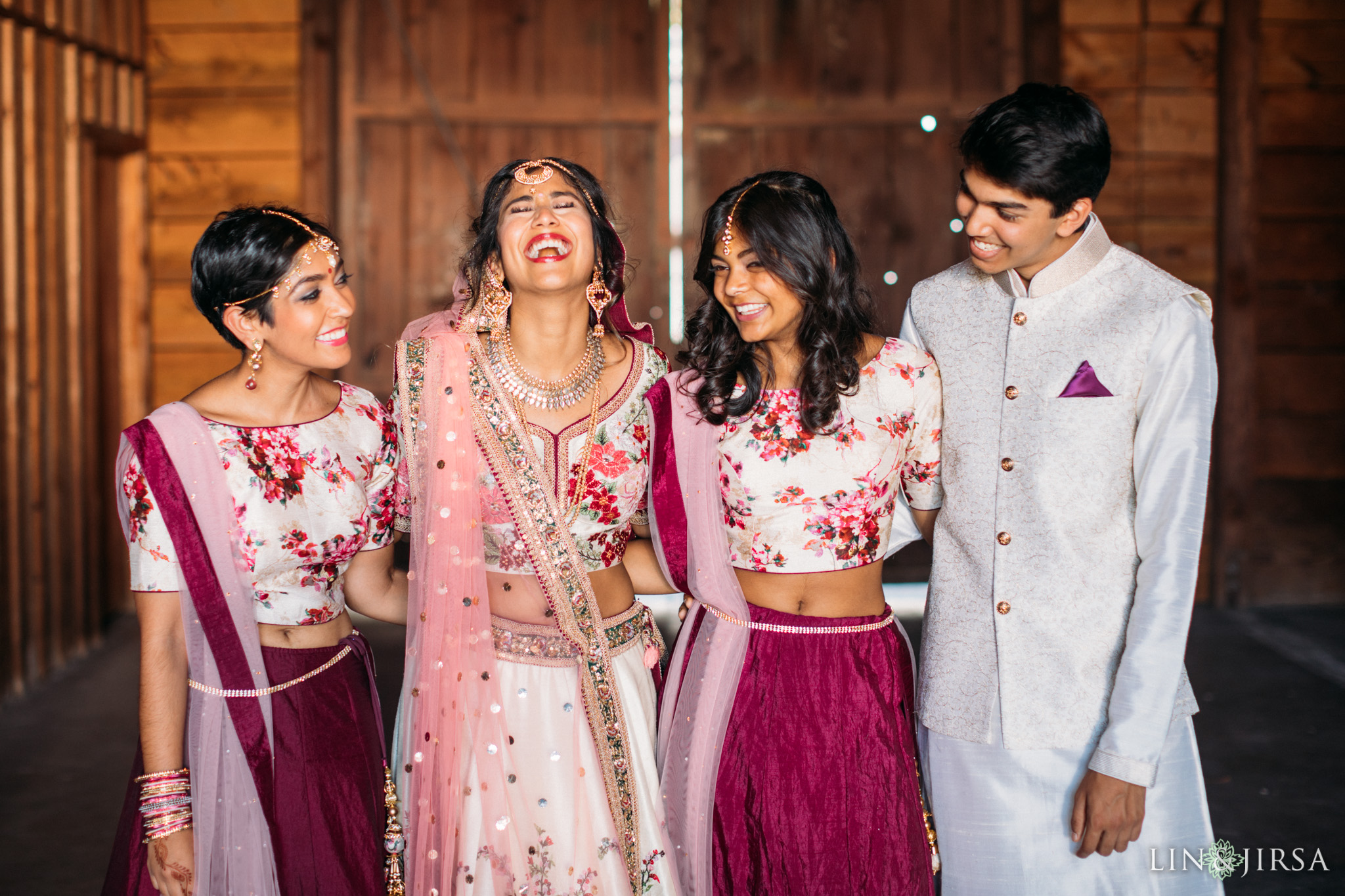 Ethereal Open Air Resort San Diego Indian Wedding   Ashika & Ankit