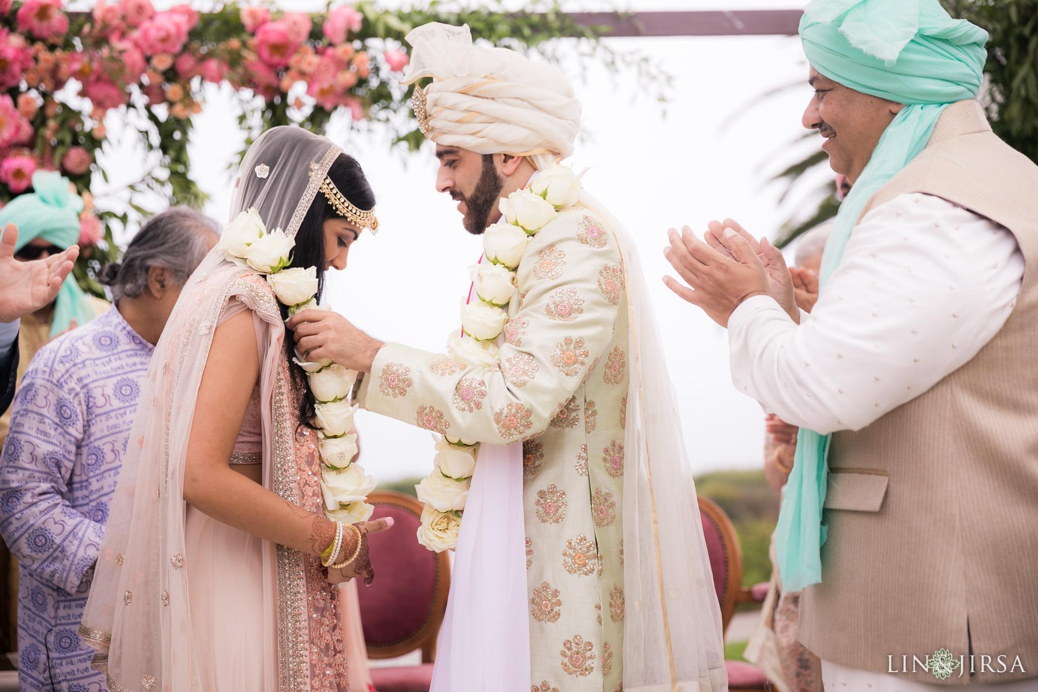 Bacara Resort Santa Barbara Indian Wedding Poonam Amp Krishna