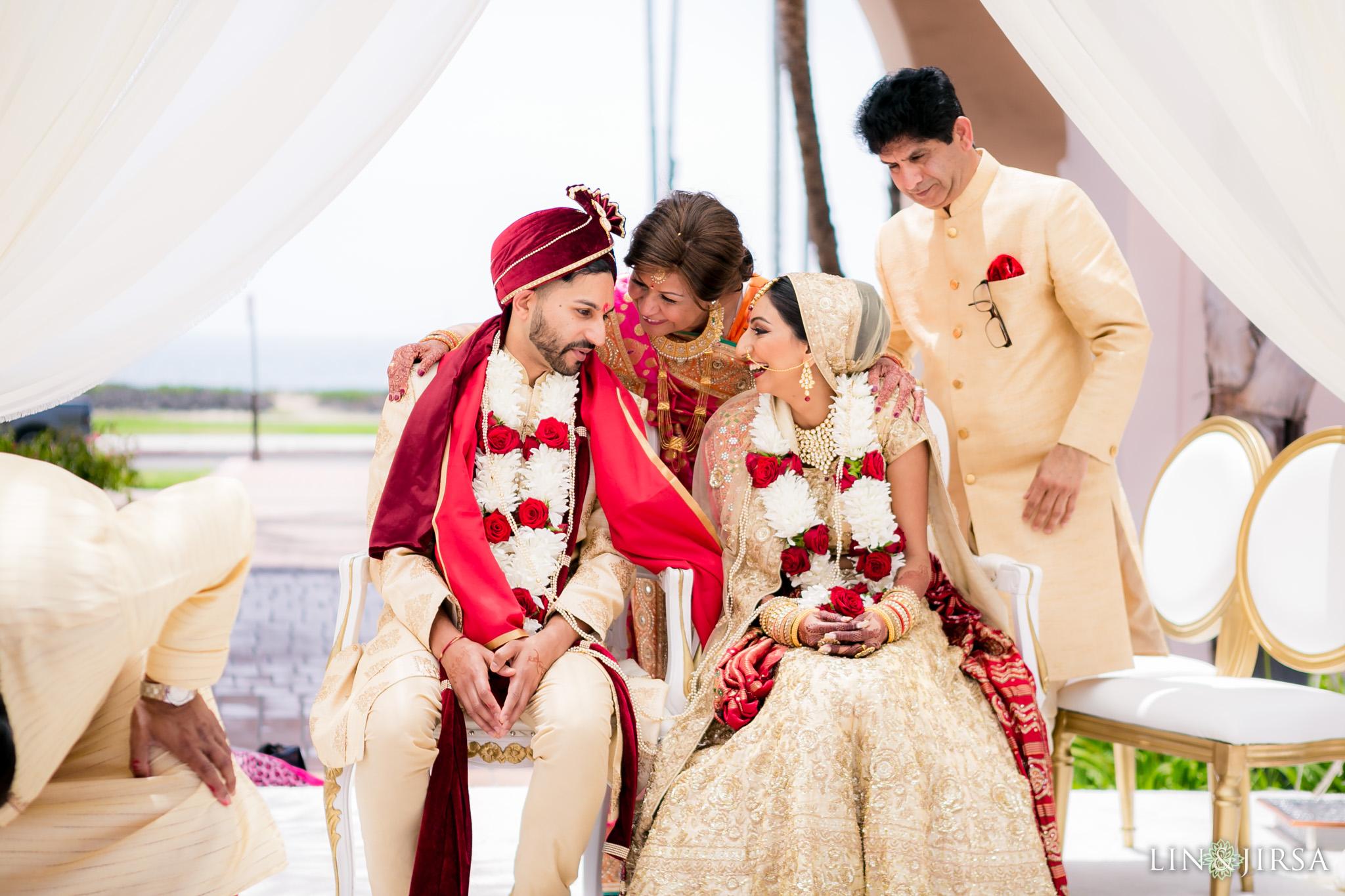 Fess Parker Hotel Santa Barbara Indian Wedding Shivani
