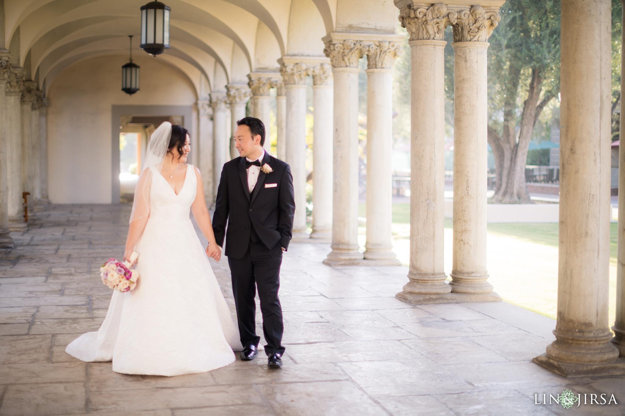 The Athenaeum Pasadena Wedding Lindsey Amp Kendall