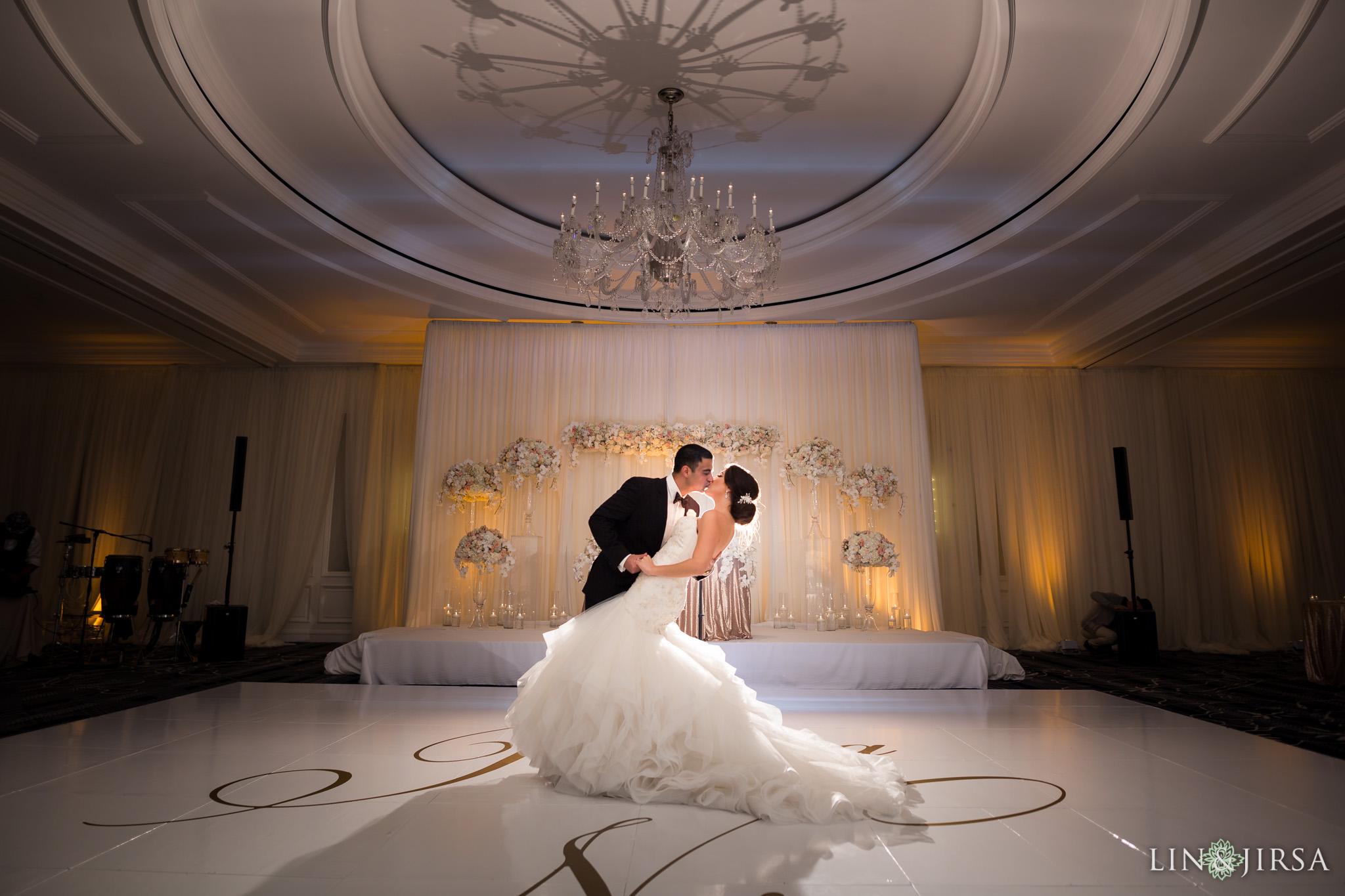 Ritz Carlton San Francisco Wedding Roya Nima