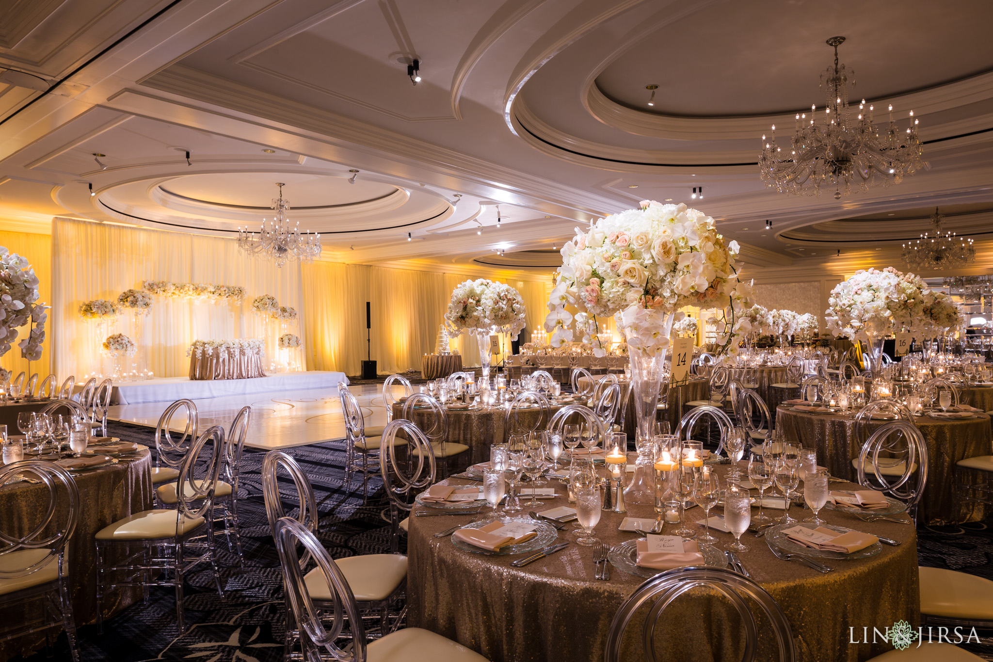 ritz carlton san francisco wedding roya nima