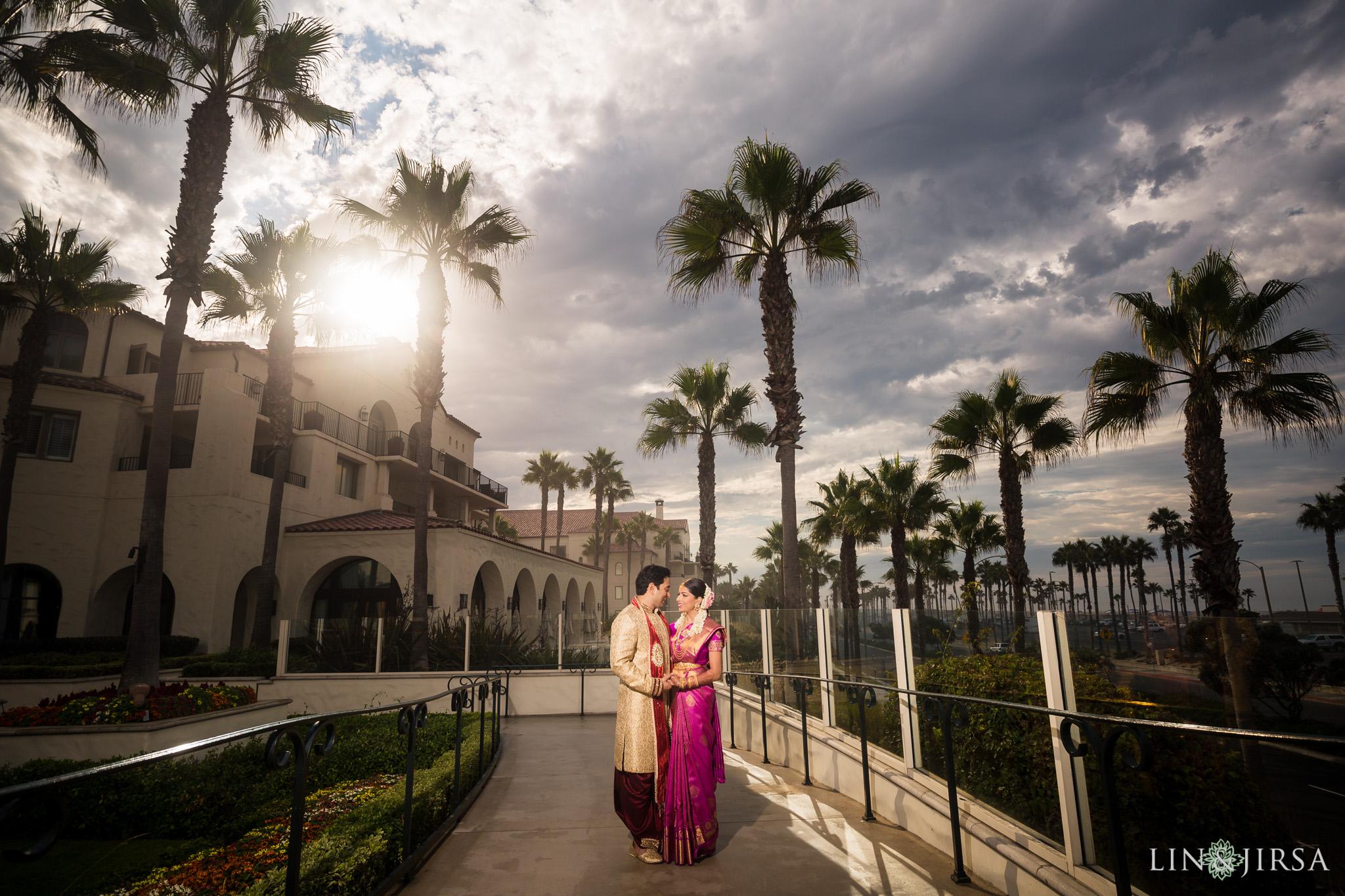 Bridal Party Photos At Hyatt Regency Huntington Beach 004 Wedding Photography