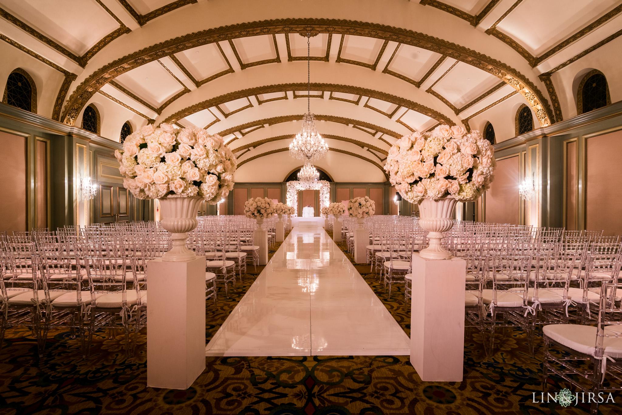 Wedding Ceremonies At The Langham Huntington Hotel Spa 07 Pasadena