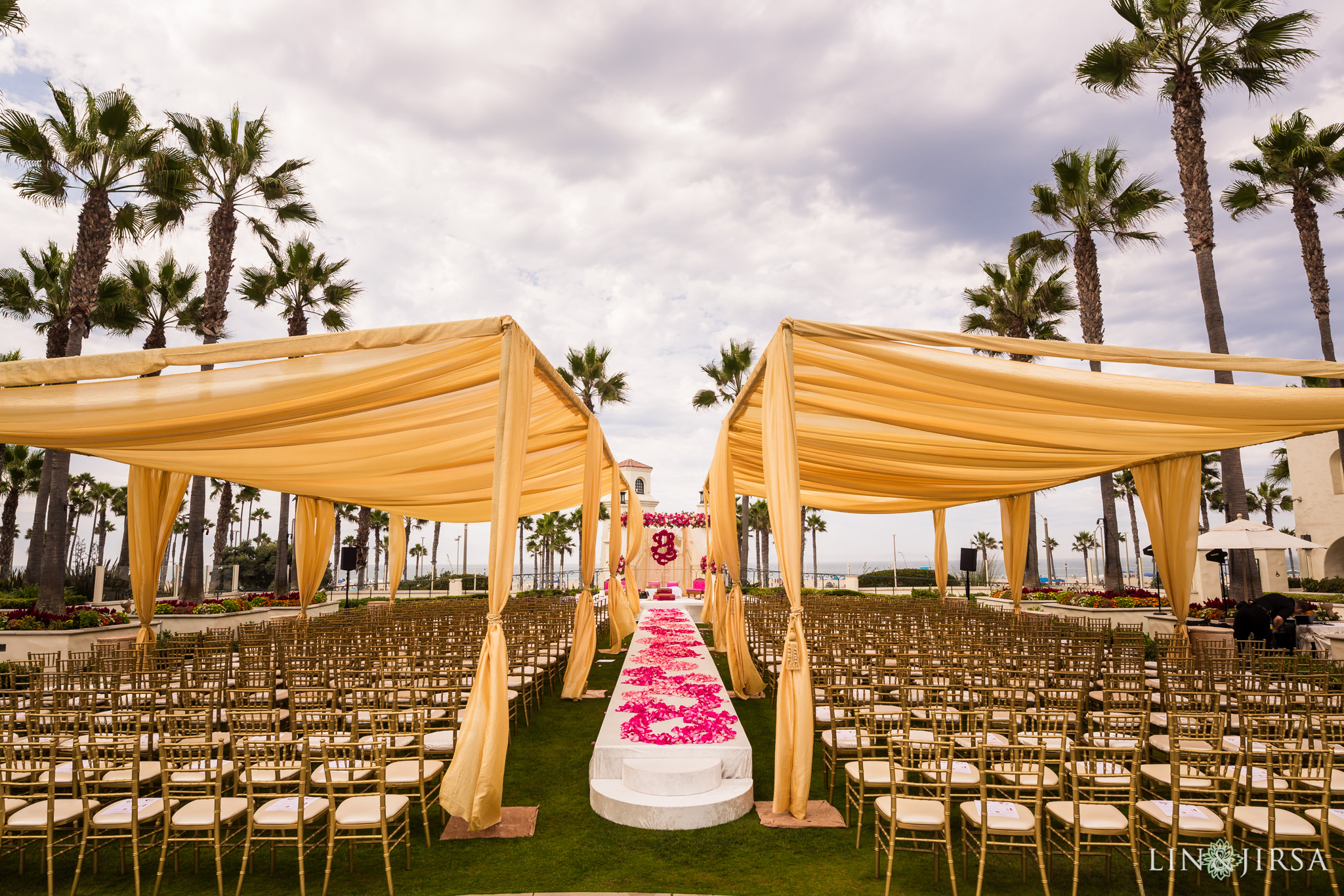 Wedding Ceremonies At Hyatt Regency Huntington Beach