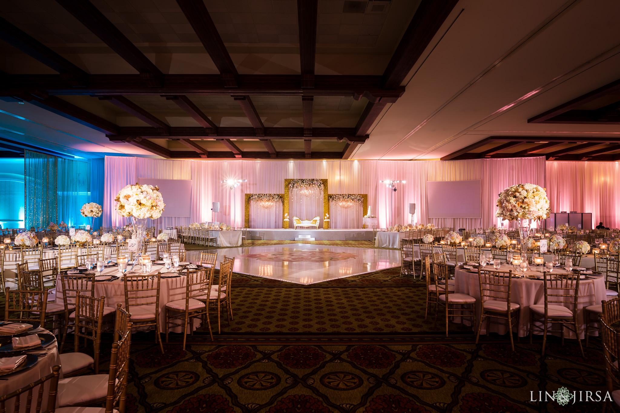 Wedding Preparation At Hyatt Regency Huntington Beach