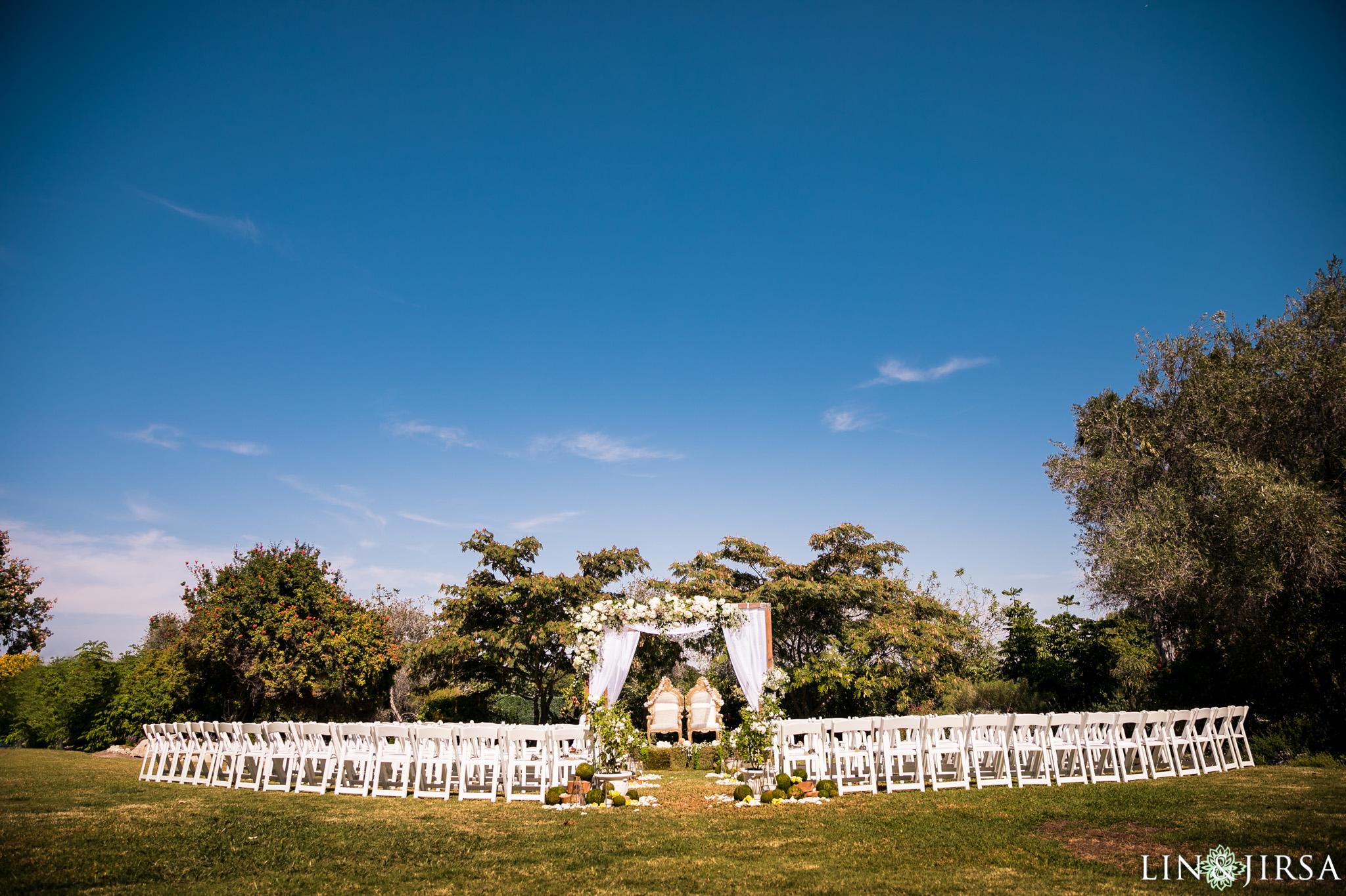 South Coast Botanic Gardens Palos Verdes Indian Wedding