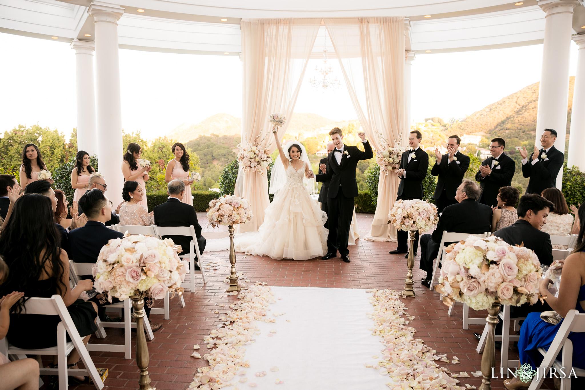 Sherwood Country Club Thousand Oaks Wedding Samantha Amp James