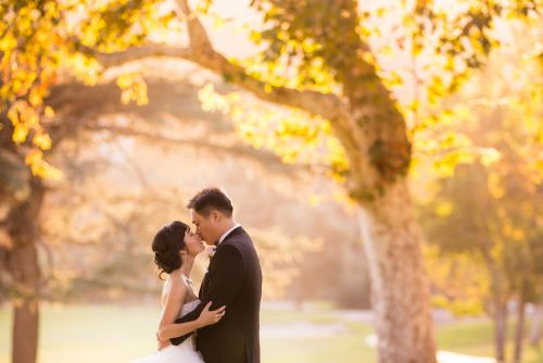 0 brookside golf club pasadena wedding photography